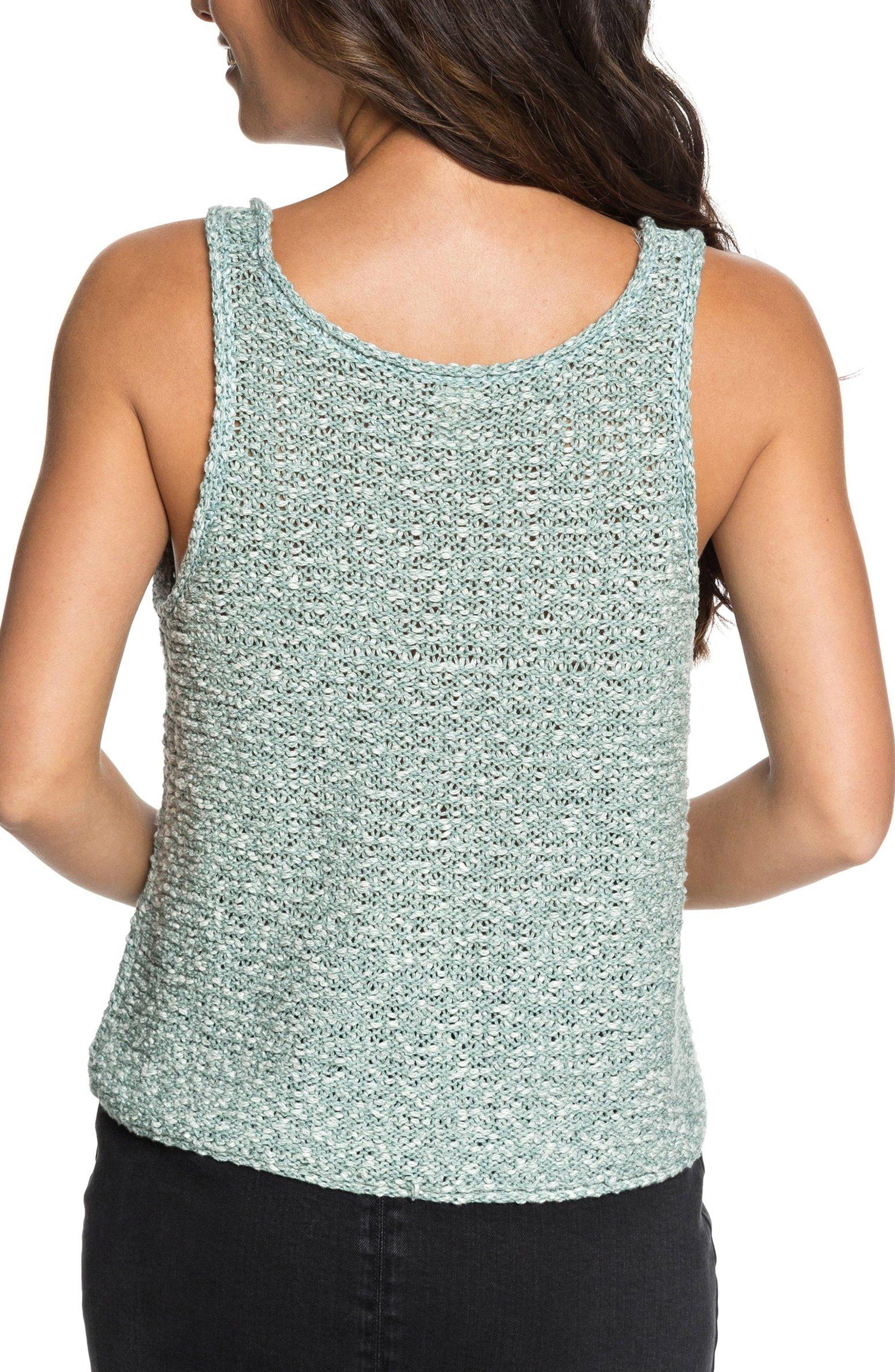 Army Shades Sweater Tank,                             Alternate thumbnail 2, color,                             TRELLIS