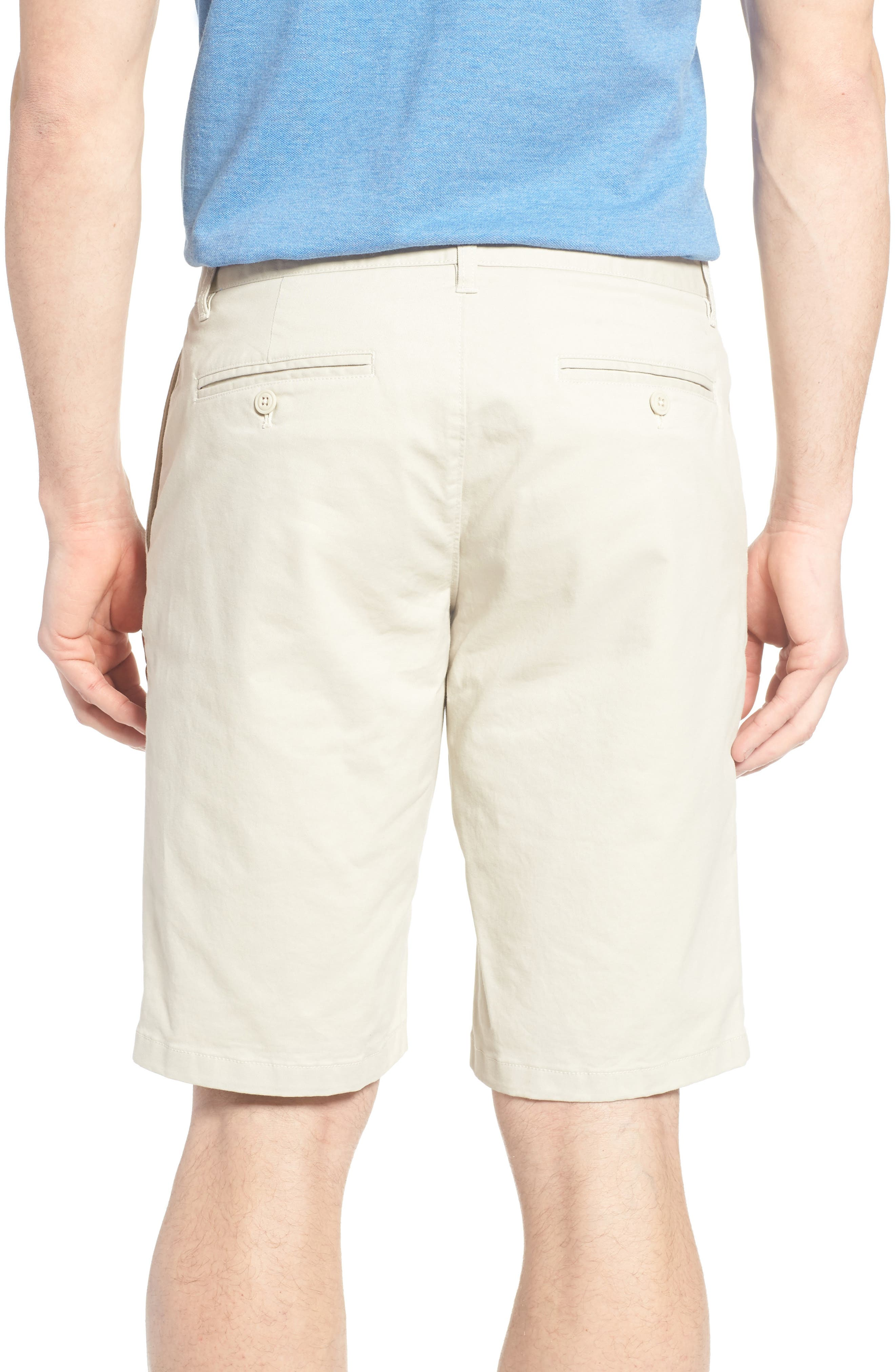 Stretch Washed Chino 11-Inch Shorts,                             Alternate thumbnail 38, color,