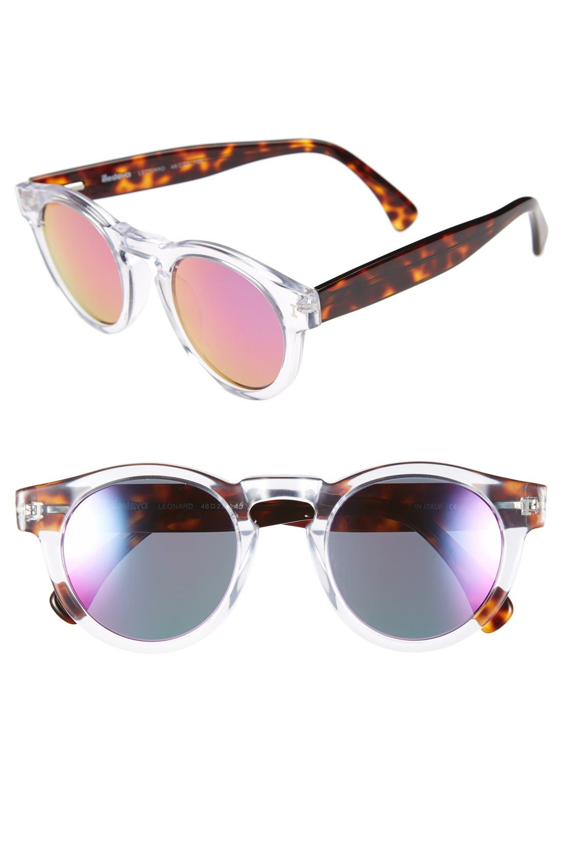 'Leonard' 47mm Sunglasses,                             Main thumbnail 35, color,
