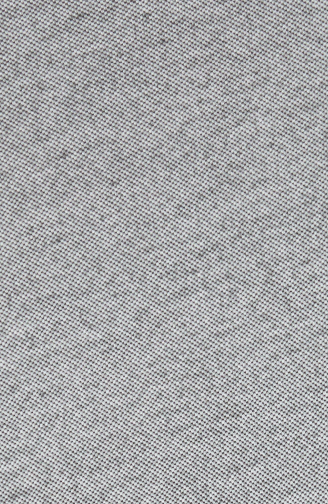 Contrast Crewneck T-Shirt,                             Alternate thumbnail 4, color,