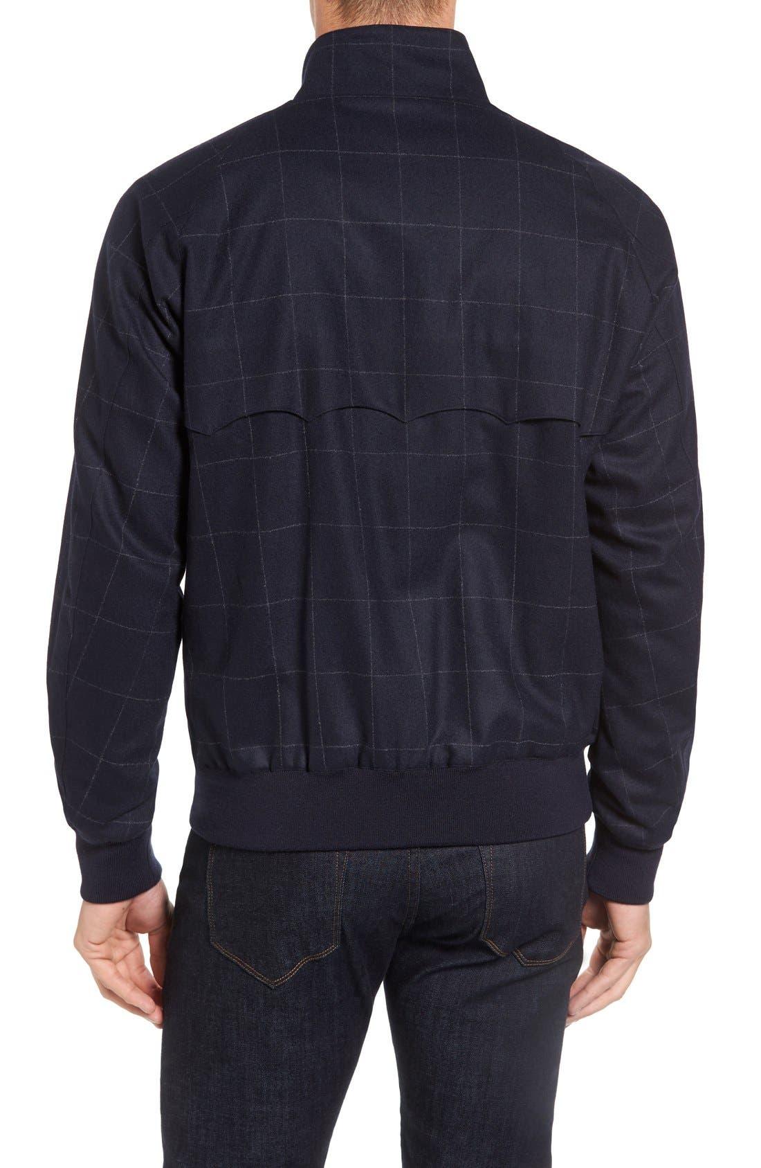 Wool G9 Harrington Jacket,                             Alternate thumbnail 2, color,                             462