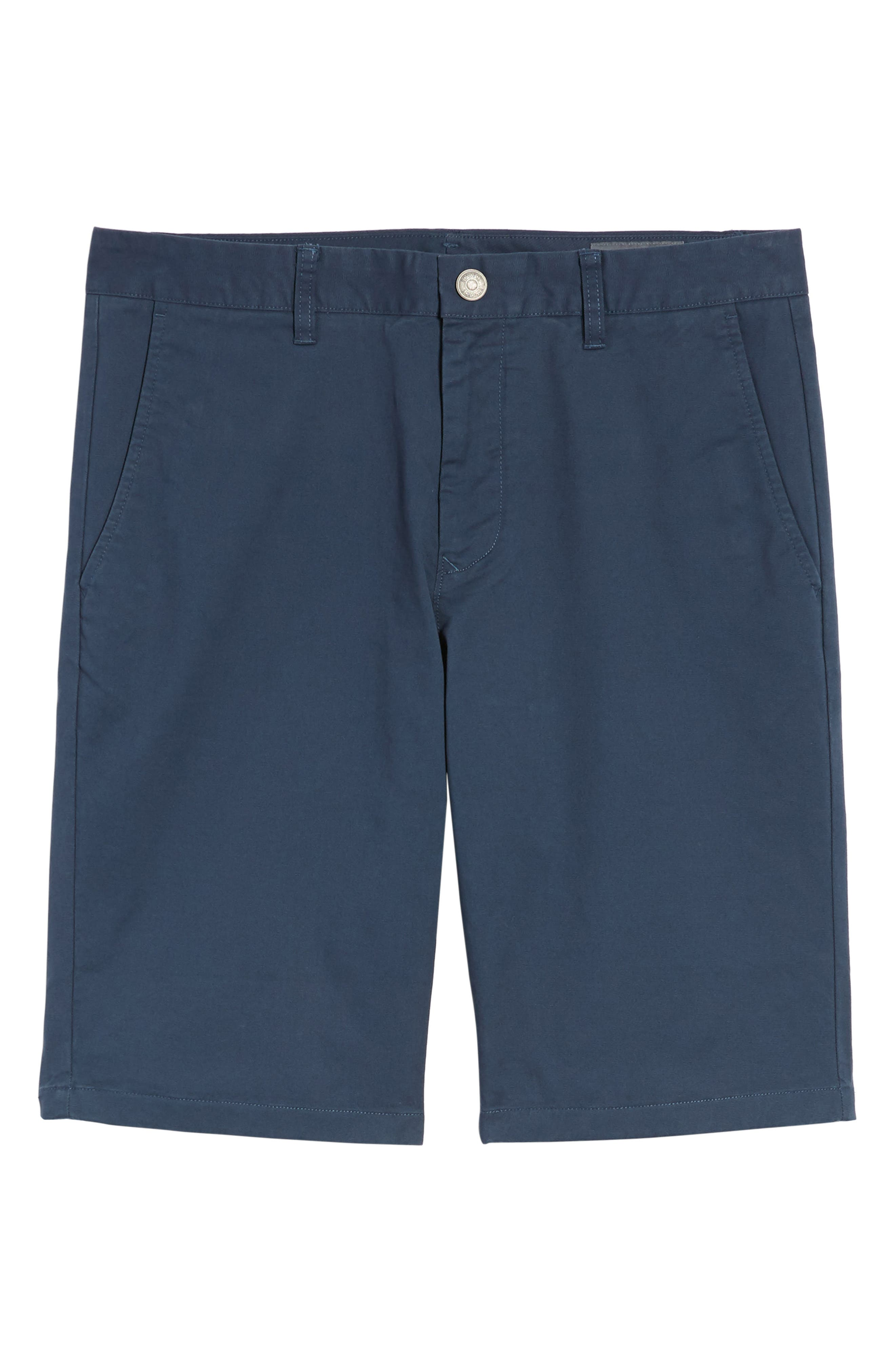 Stretch Washed Chino 11-Inch Shorts,                             Alternate thumbnail 112, color,