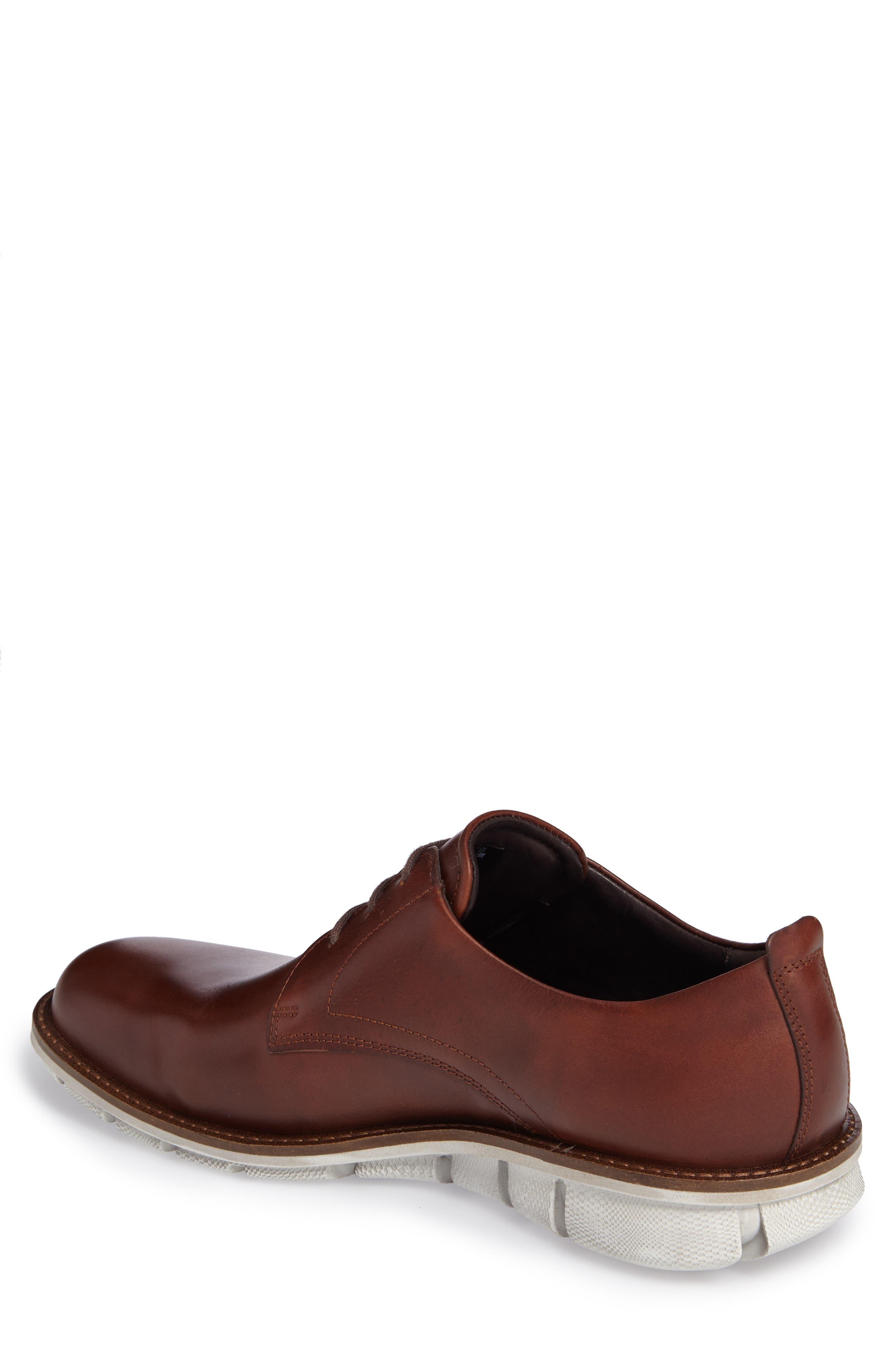 'Jeremy Hybrid' Plain Toe Derby,                             Alternate thumbnail 10, color,
