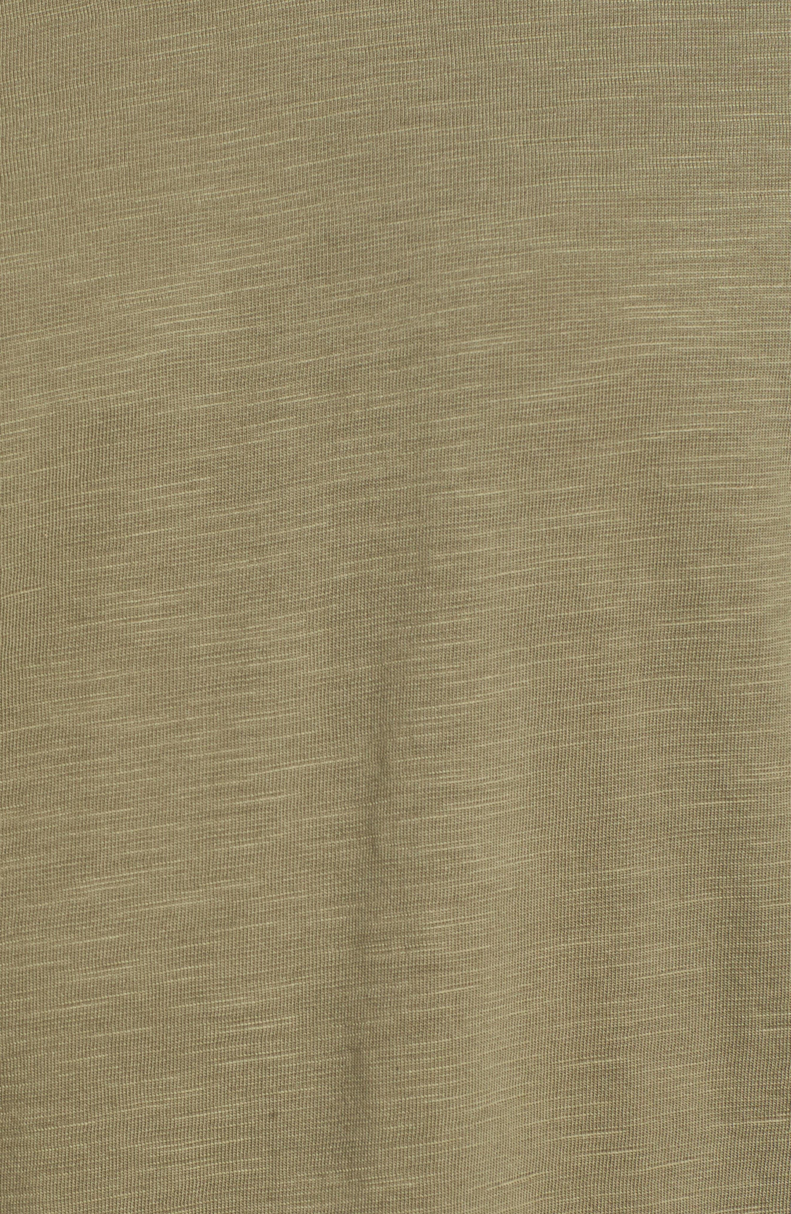 Portside Palms V-Neck T-Shirt,                             Alternate thumbnail 40, color,