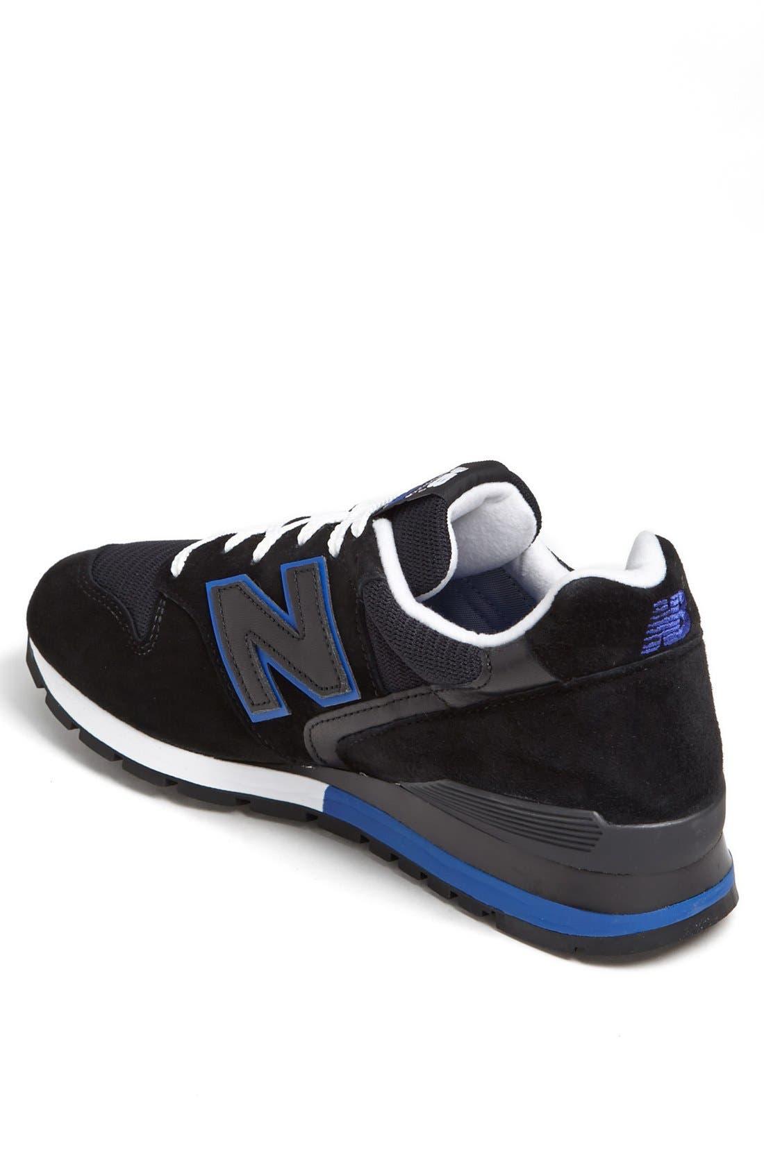'996' Sneaker,                             Alternate thumbnail 3, color,                             001
