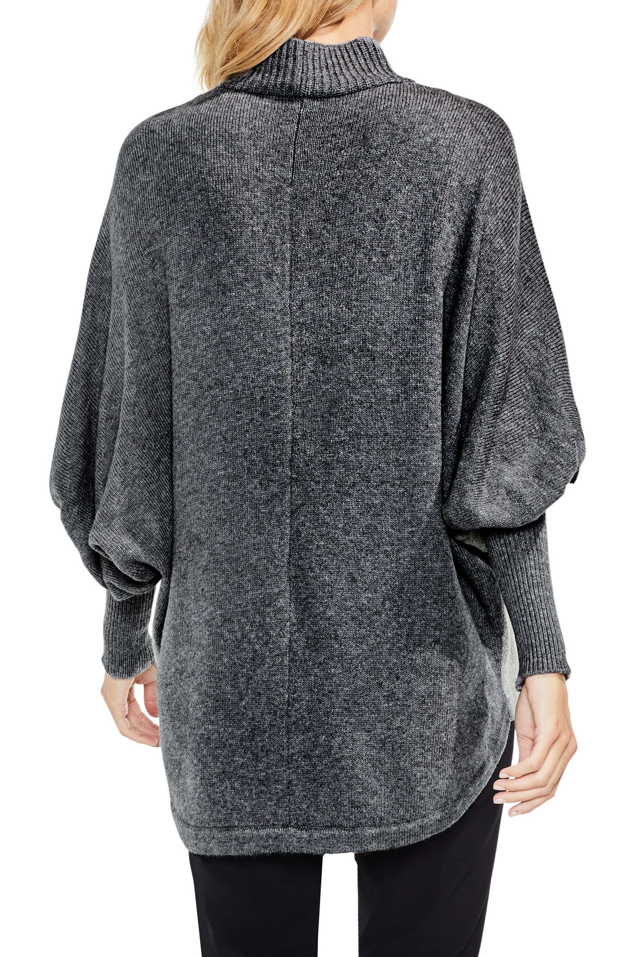 Dolman Sleeve Colorblock Sweater,                             Alternate thumbnail 4, color,