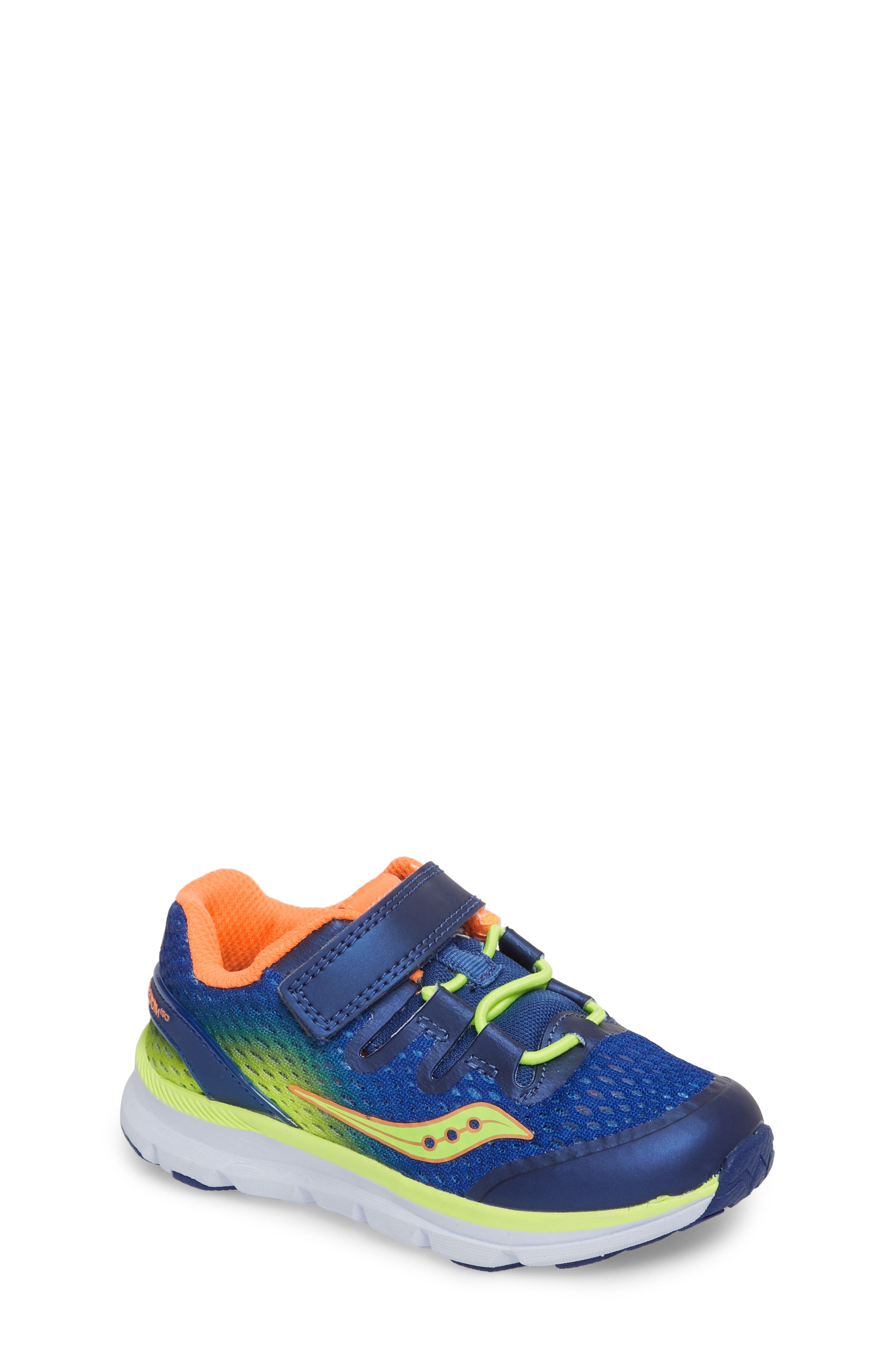 Baby Freedom ISO Sneaker,                             Main thumbnail 1, color,                             400