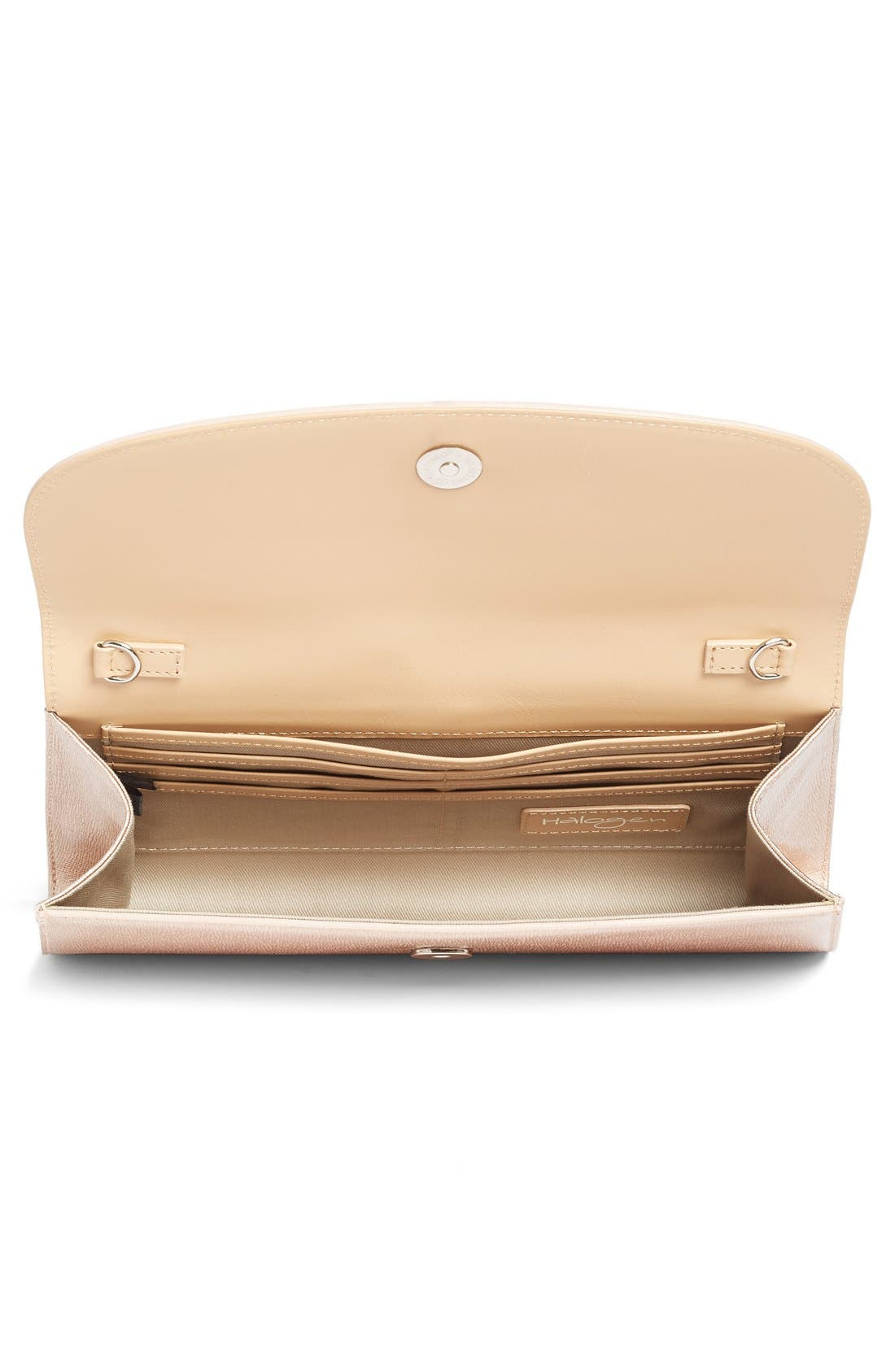 Leather Clutch,                             Alternate thumbnail 20, color,
