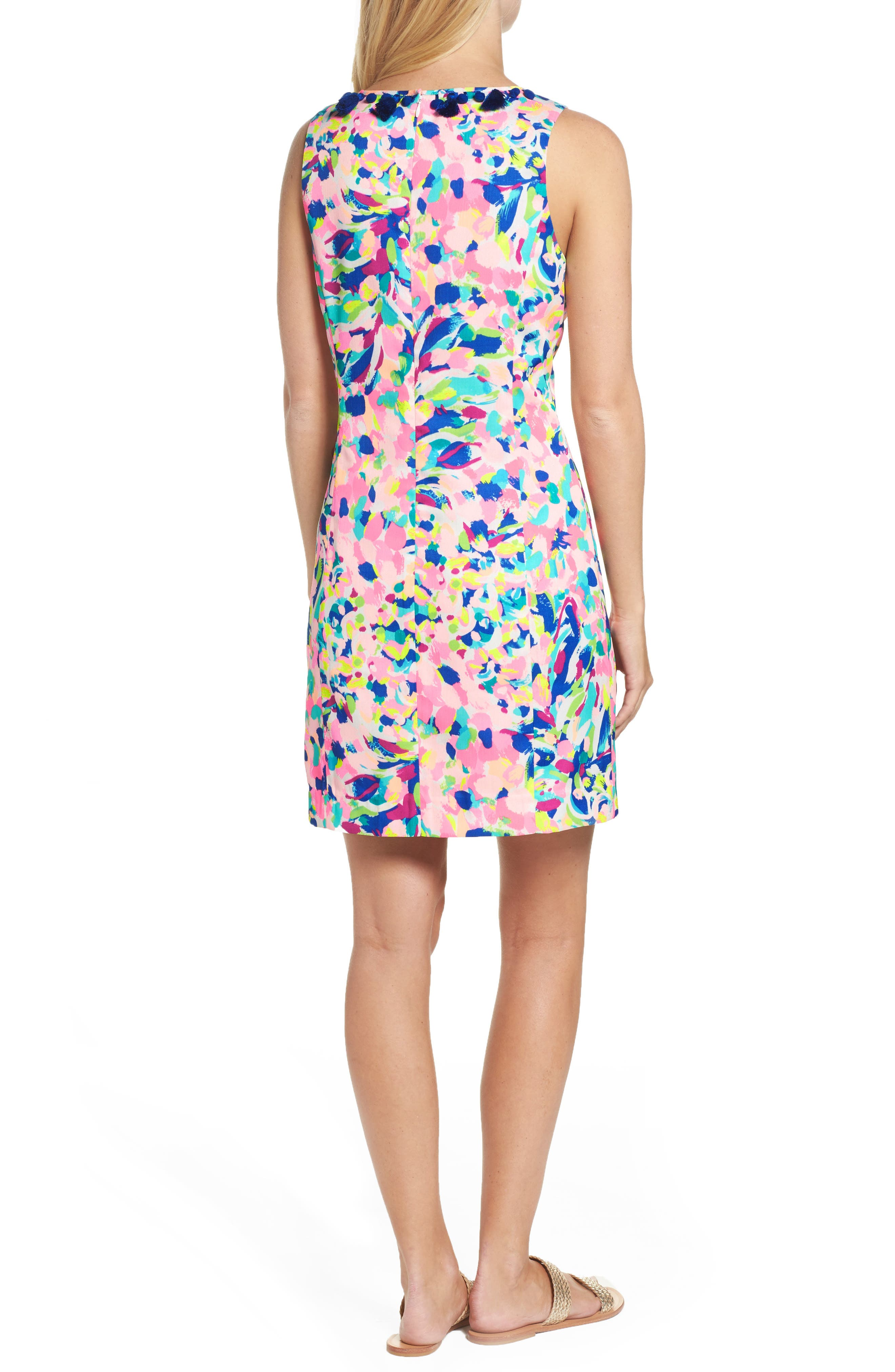 Cabrey Sheath Dress,                             Alternate thumbnail 2, color,                             698