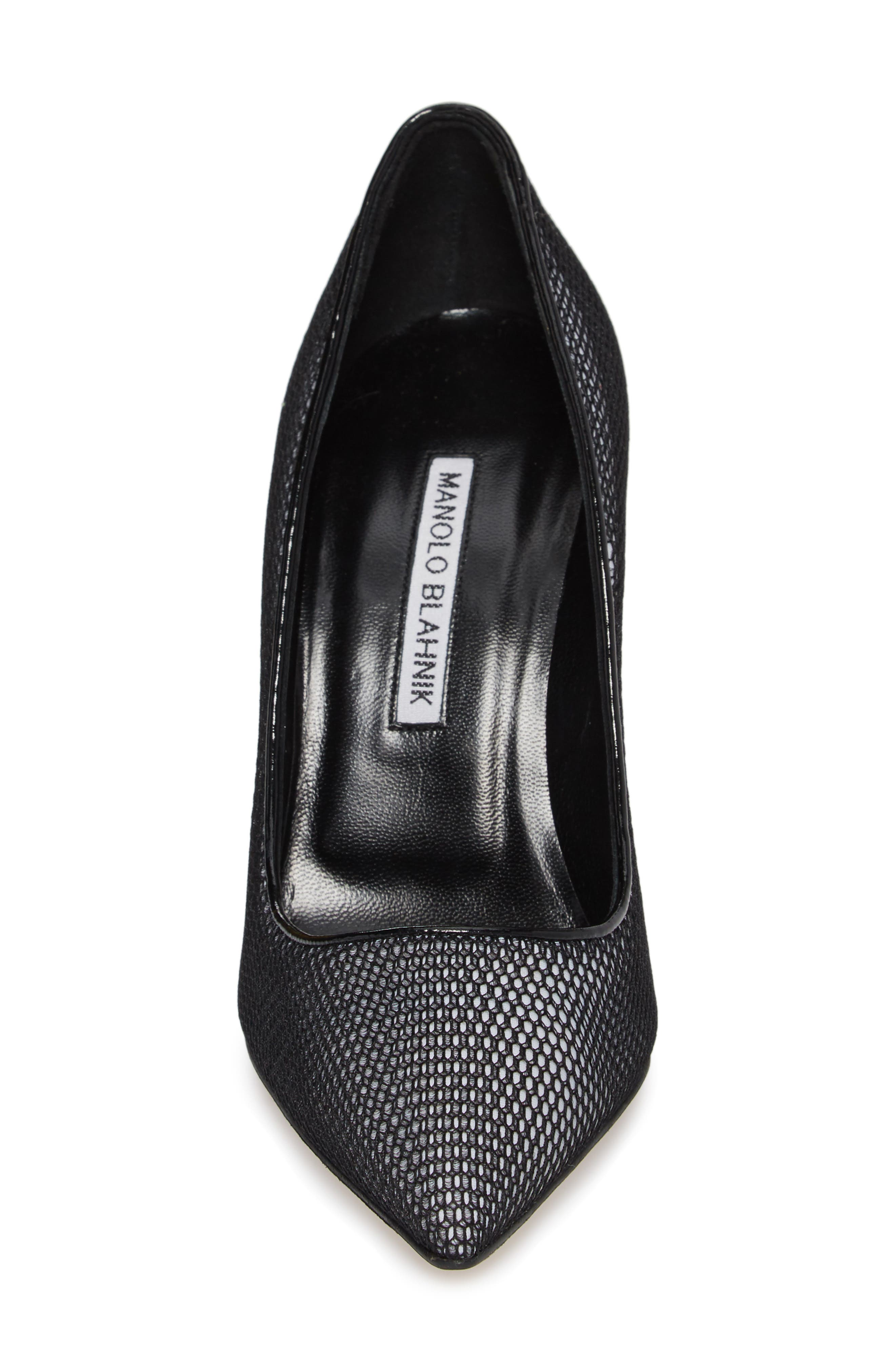 BB Pointy Toe Pump,                             Alternate thumbnail 4, color,