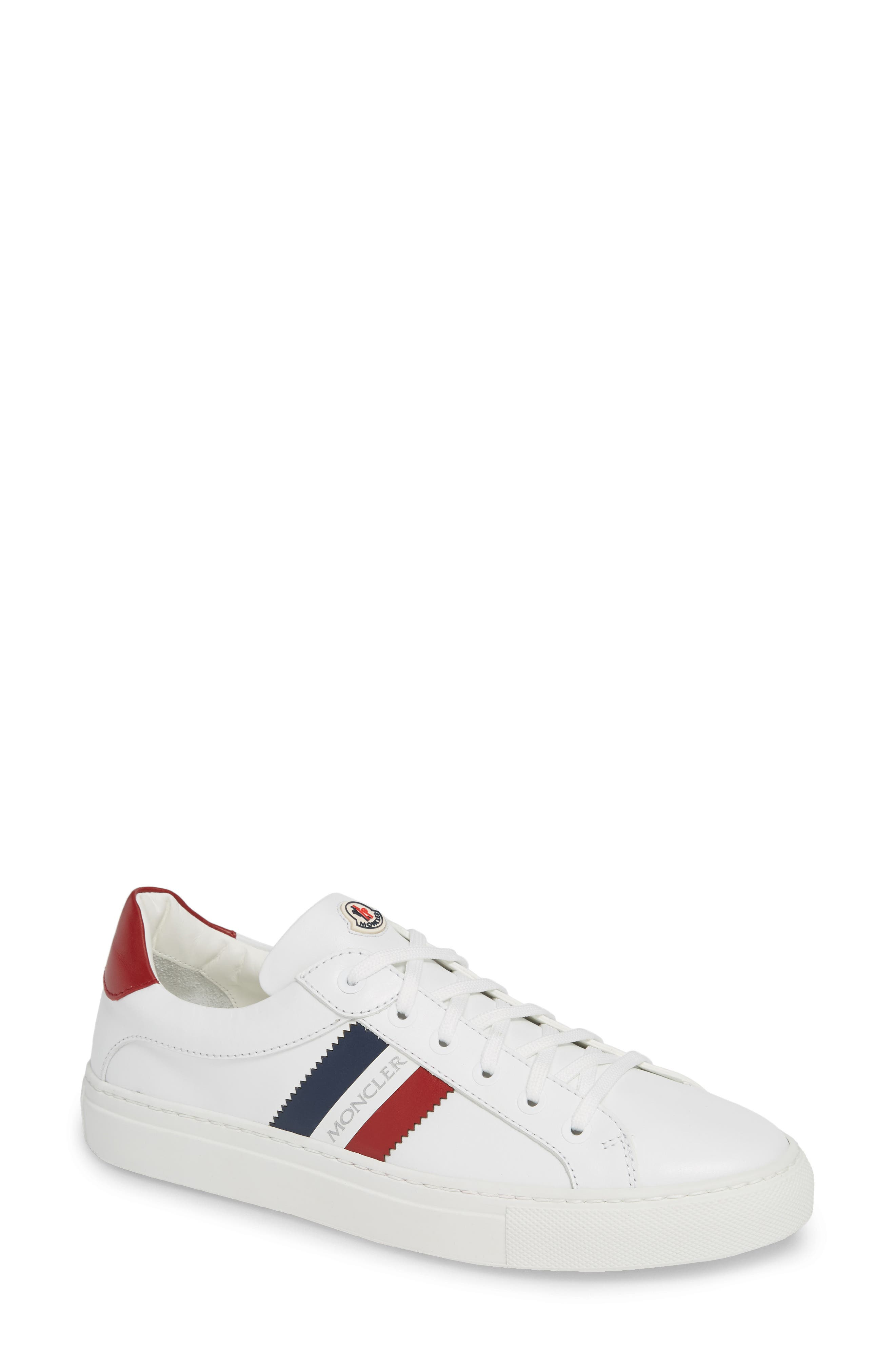 New Leni Scarpa Sneaker,                         Main,                         color, WHITE