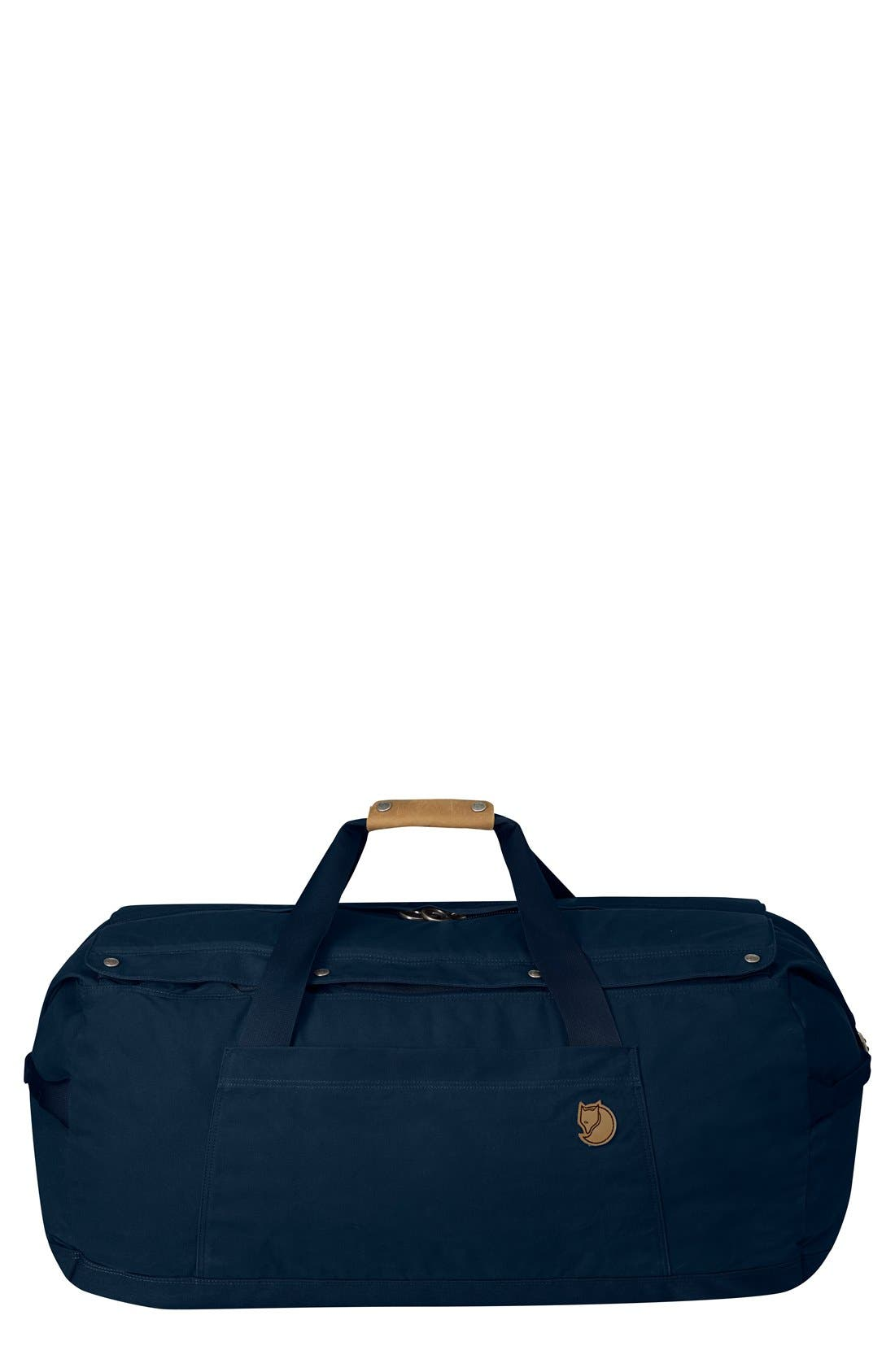 'Duffel Bag No. 6' Large Duffel Bag,                             Main thumbnail 4, color,