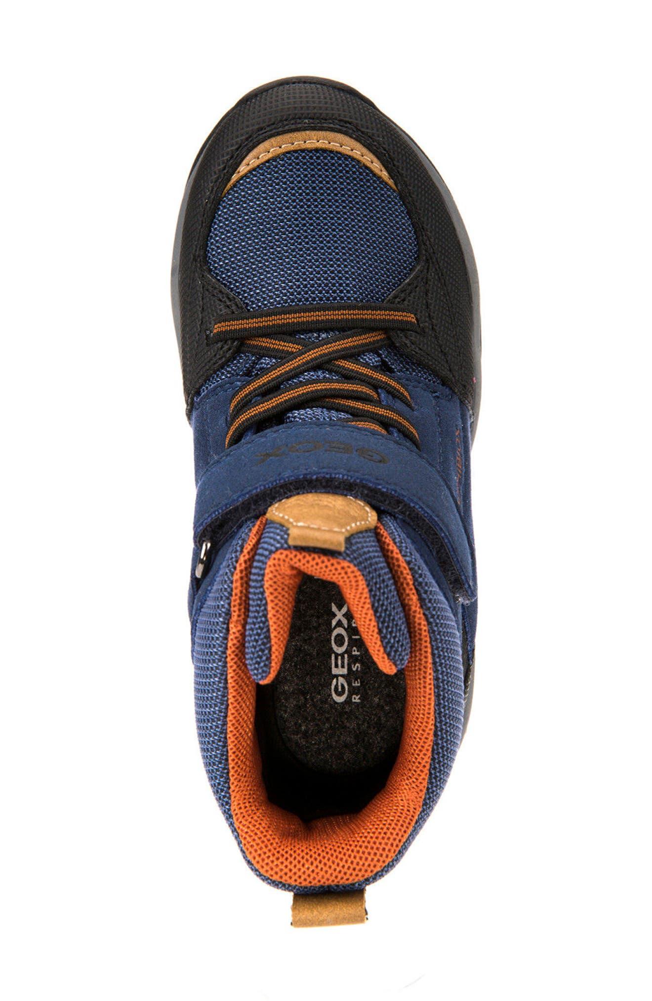 GEOX,                             Orizont ABX Waterproof Boot,                             Alternate thumbnail 5, color,                             402