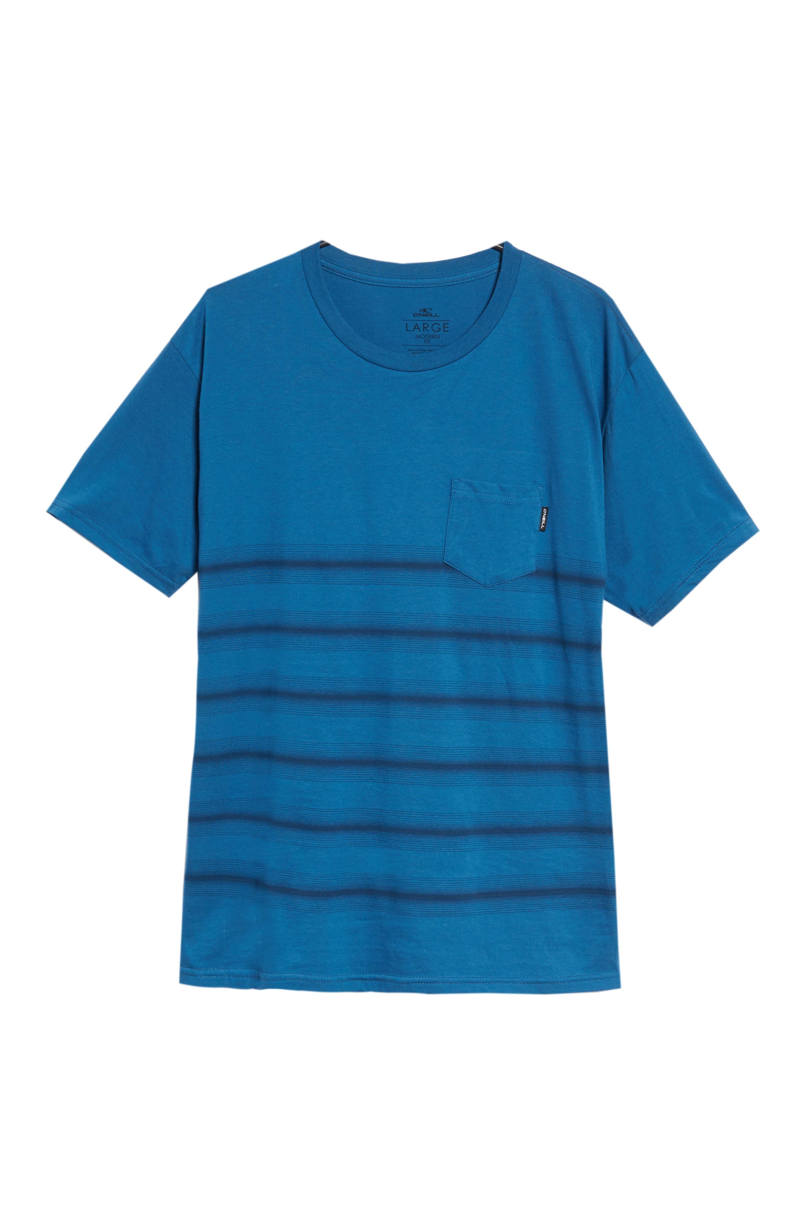 Pho Graphic T-Shirt,                             Alternate thumbnail 6, color,                             AIR FORCE BLUE