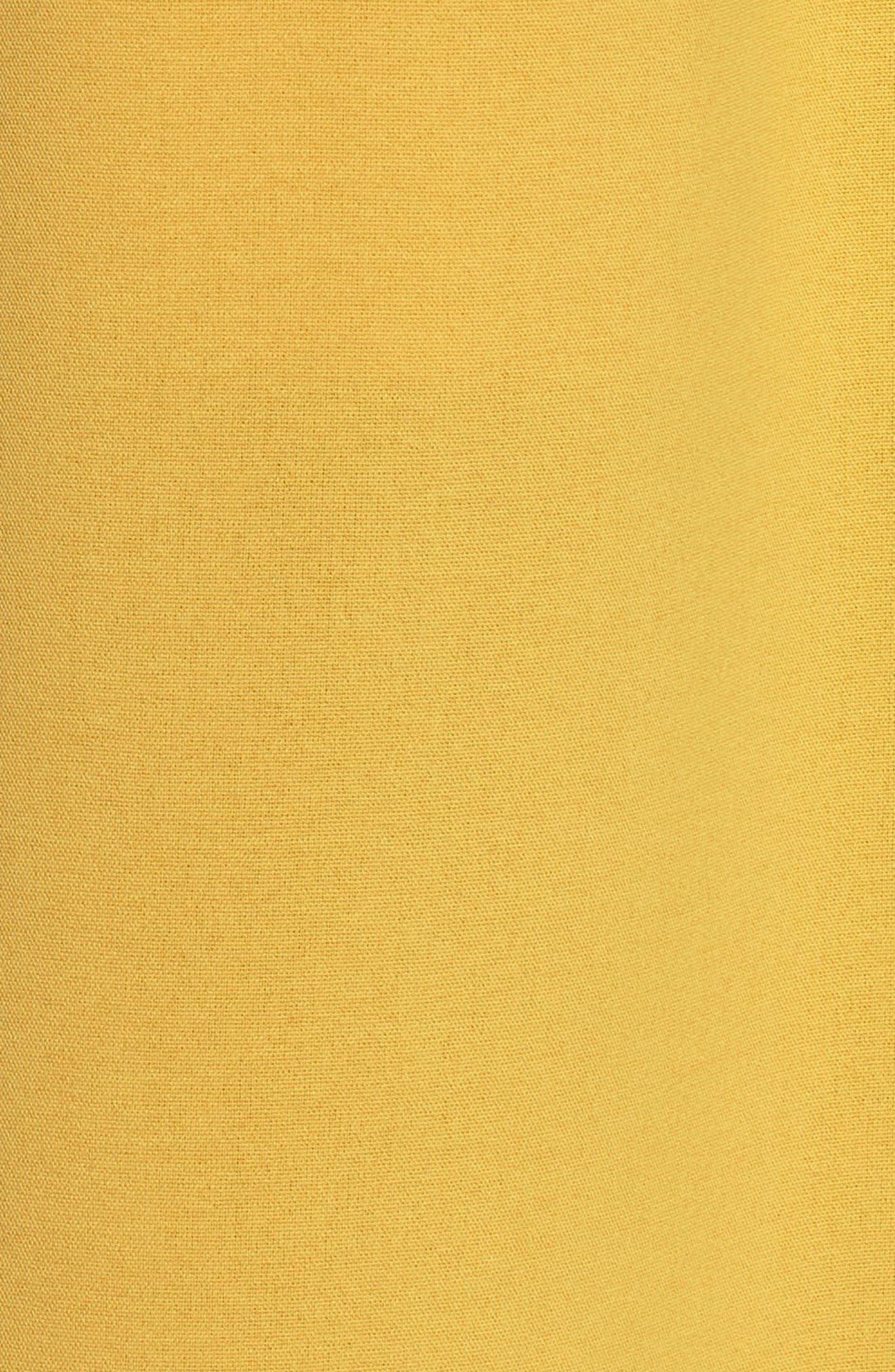 Chriselle x J.O.A. Cocoon Sleeve Dress,                             Alternate thumbnail 6, color,