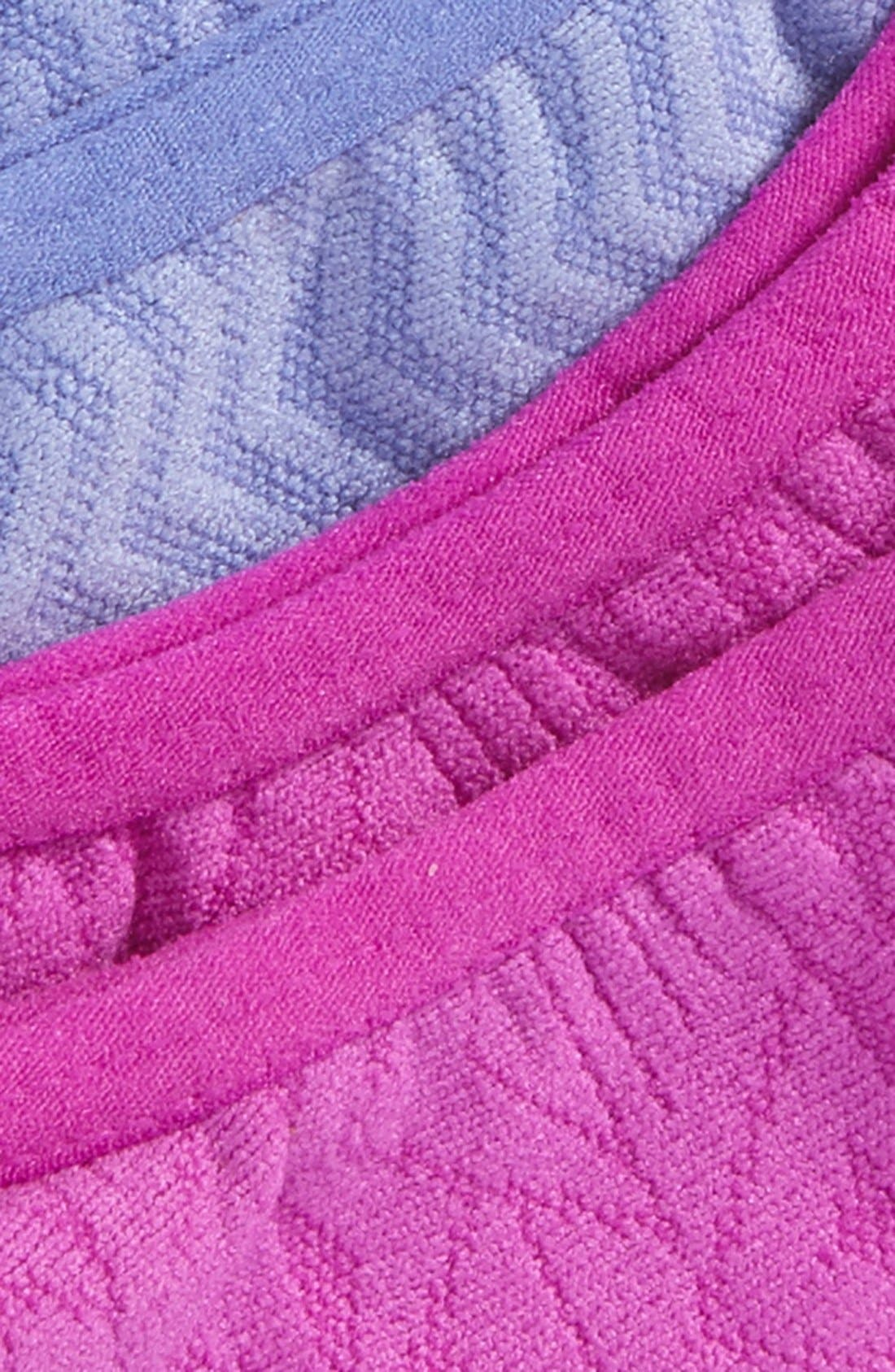 3-Pack Microfiber Tab Performance Socks,                             Alternate thumbnail 7, color,