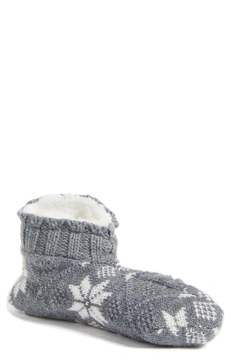 Ralph Lauren ALL OVER SNOWFLAKE BOOTIE
