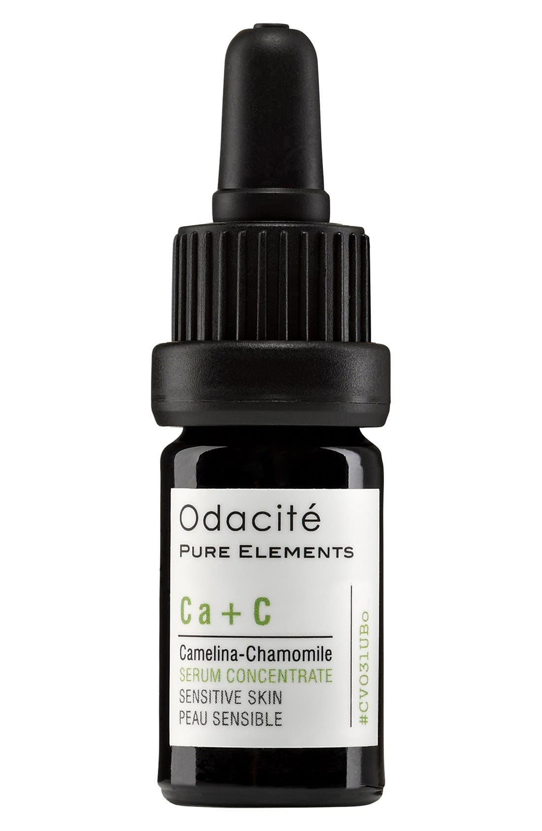 Ca + C Camelina-Chamomile Sensitive Skin Serum Concentrate,                         Main,                         color, NO COLOR