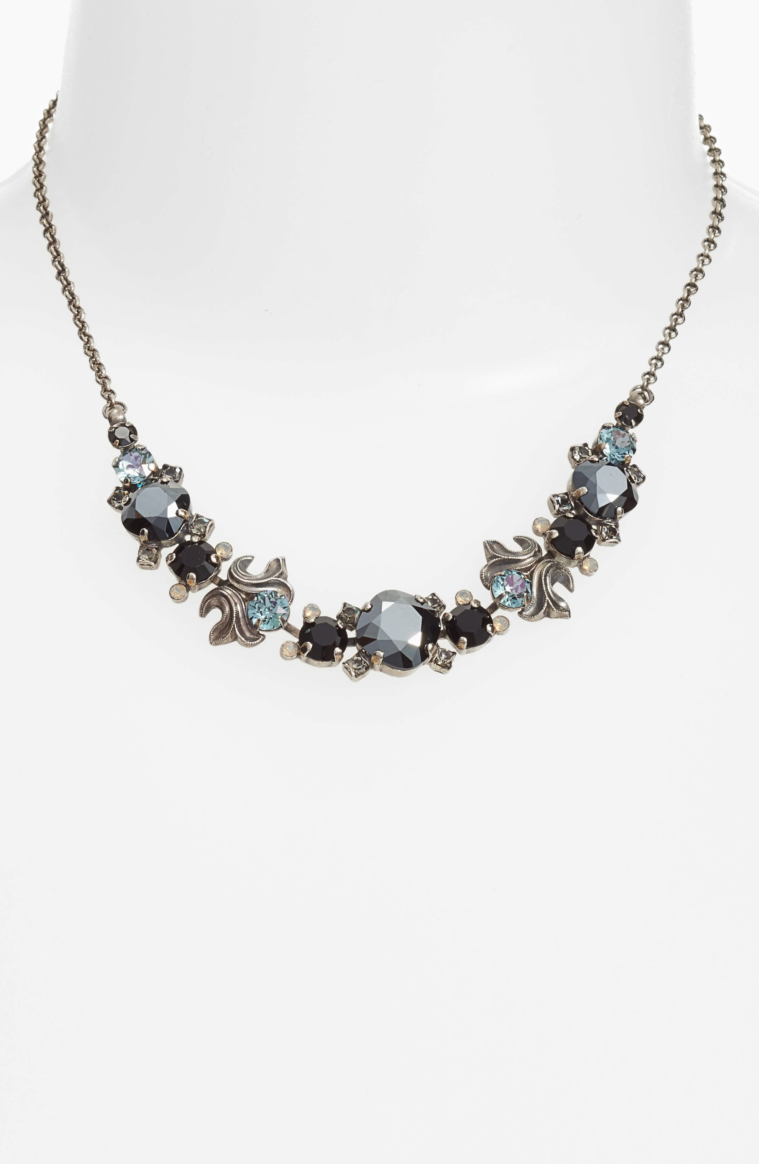 Balsam Frontal Necklace,                             Alternate thumbnail 2, color,                             001