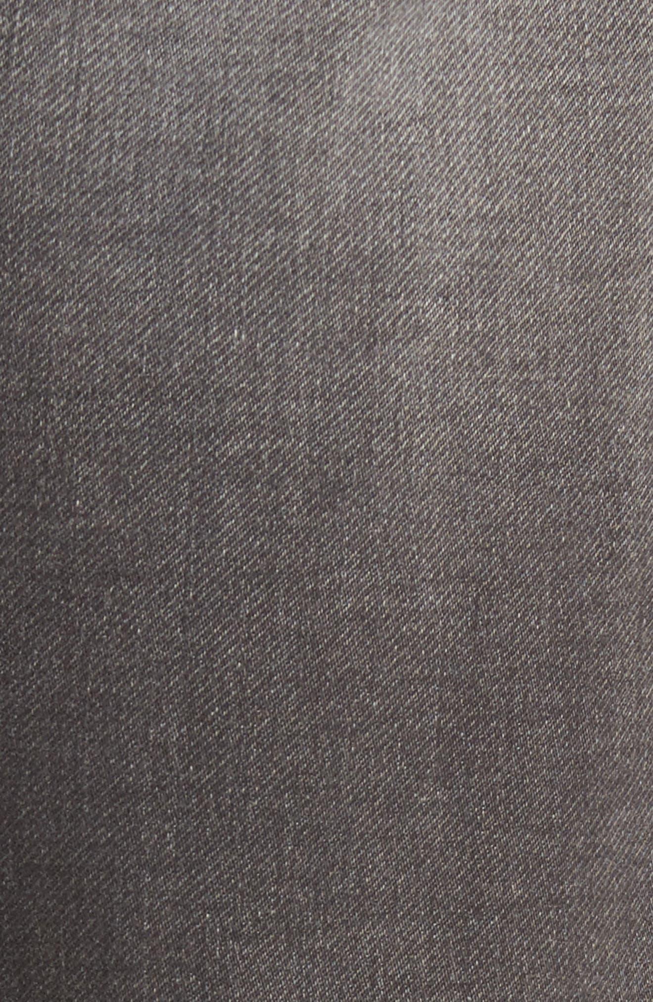 Fidelity Jimmy Slim Fit Jeans,                             Alternate thumbnail 5, color,                             001