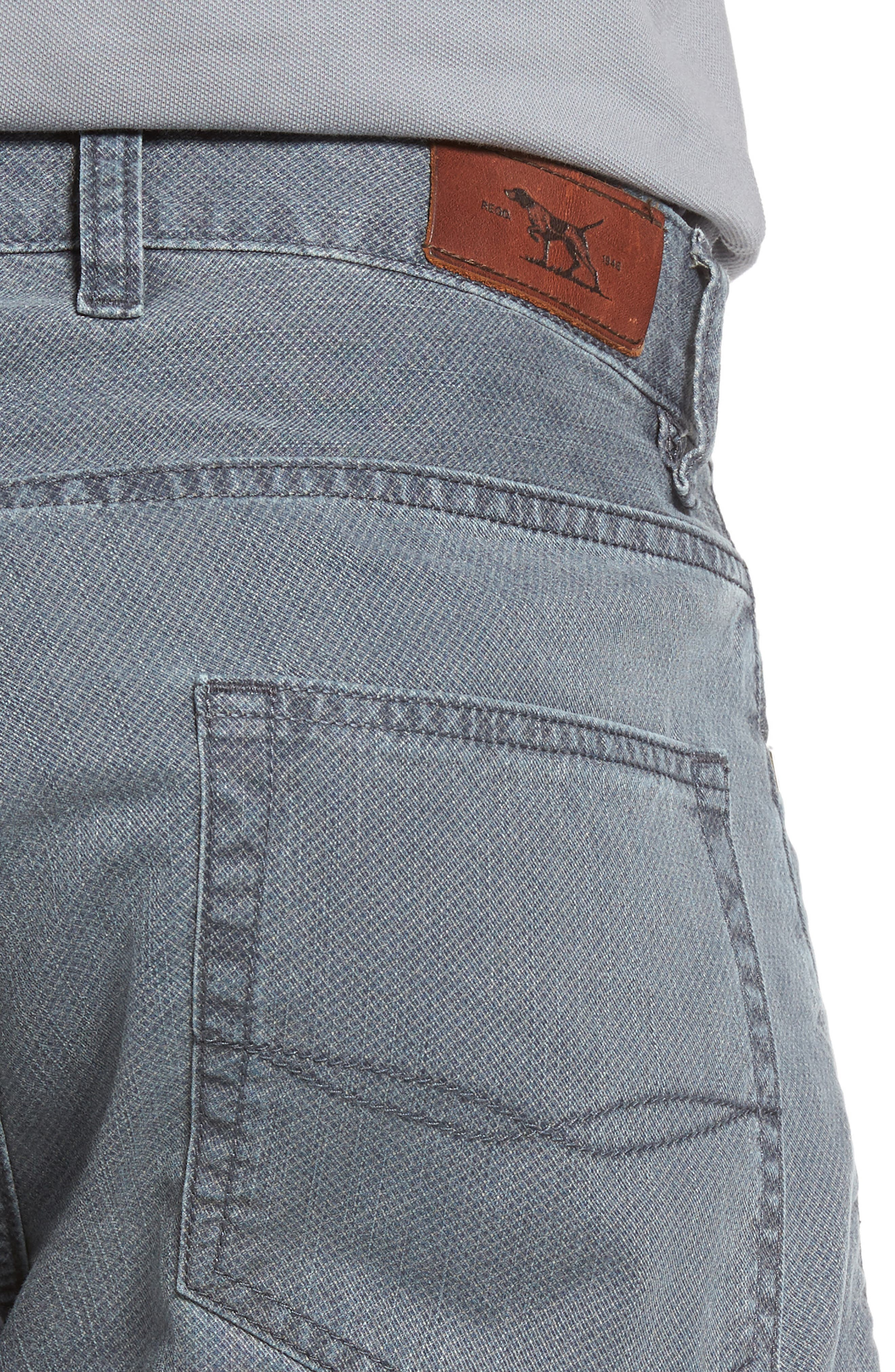 Landsborough Straight Leg Jeans,                             Alternate thumbnail 4, color,                             069