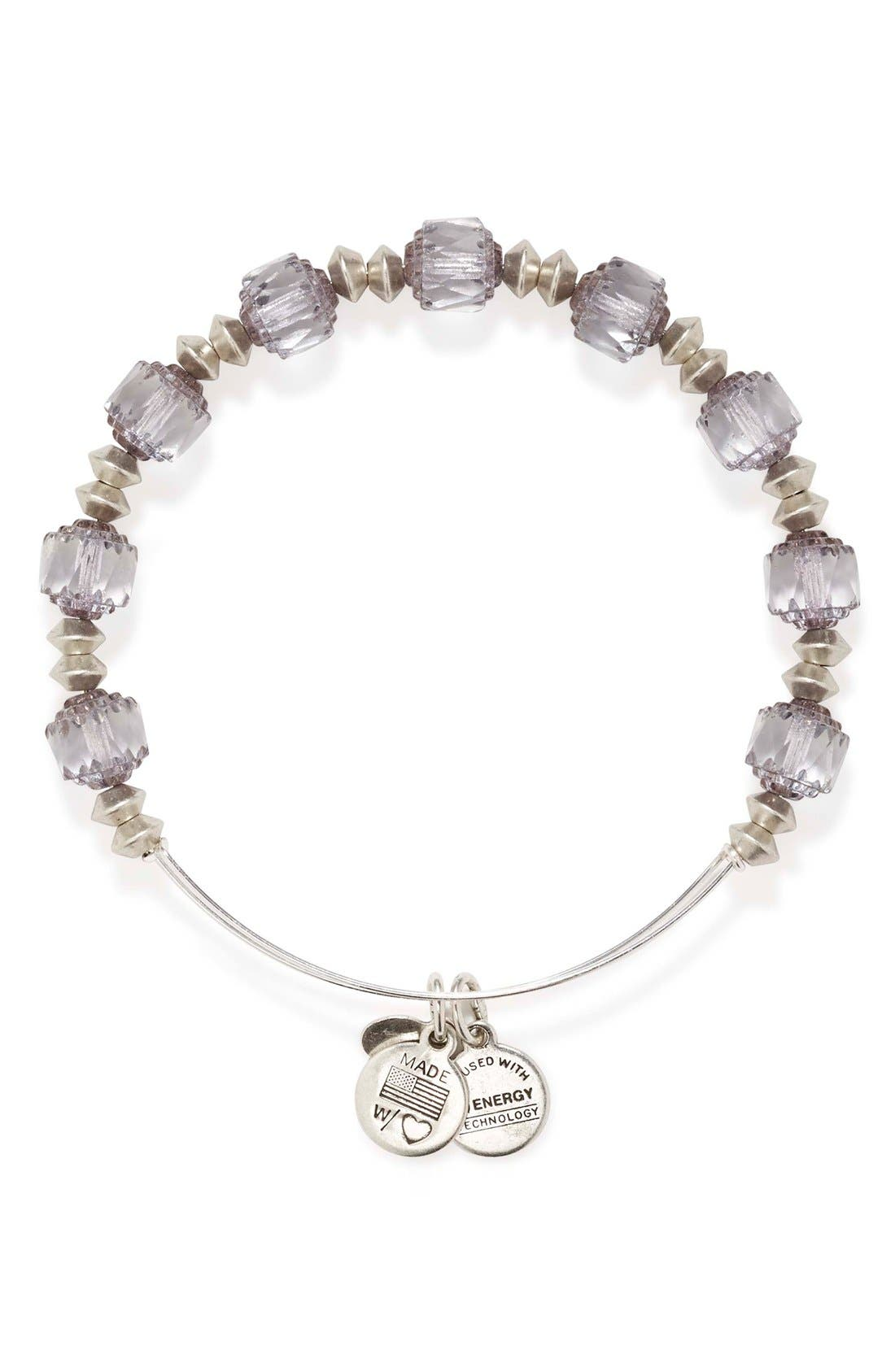 ALEX AND ANI 'Valentine's' Expandable Beaded Bracelet, Main, color, 040
