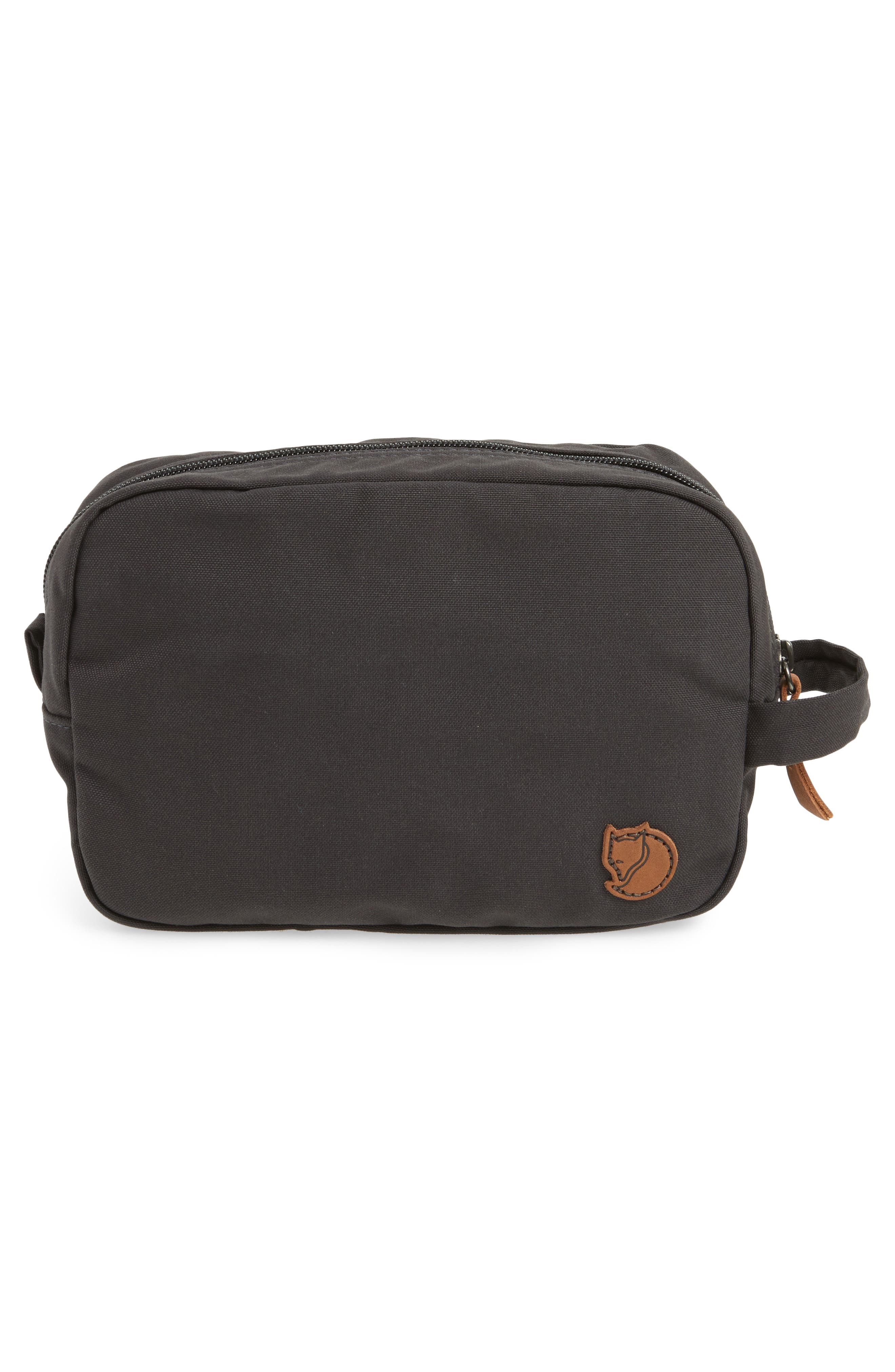 Water Resistant Gear Bag Pouch,                             Alternate thumbnail 2, color,                             DARK GREY
