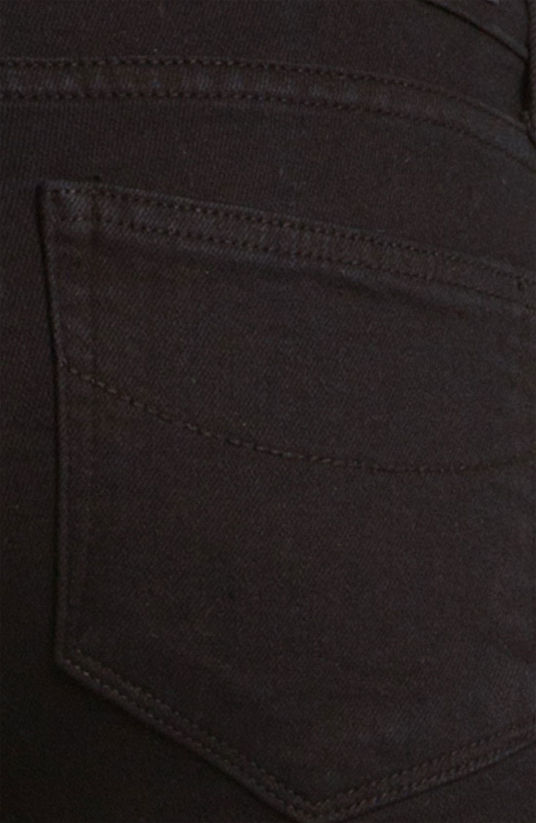 Denim 'Skyline' Straight Leg Stretch Jeans,                             Alternate thumbnail 3, color,                             001