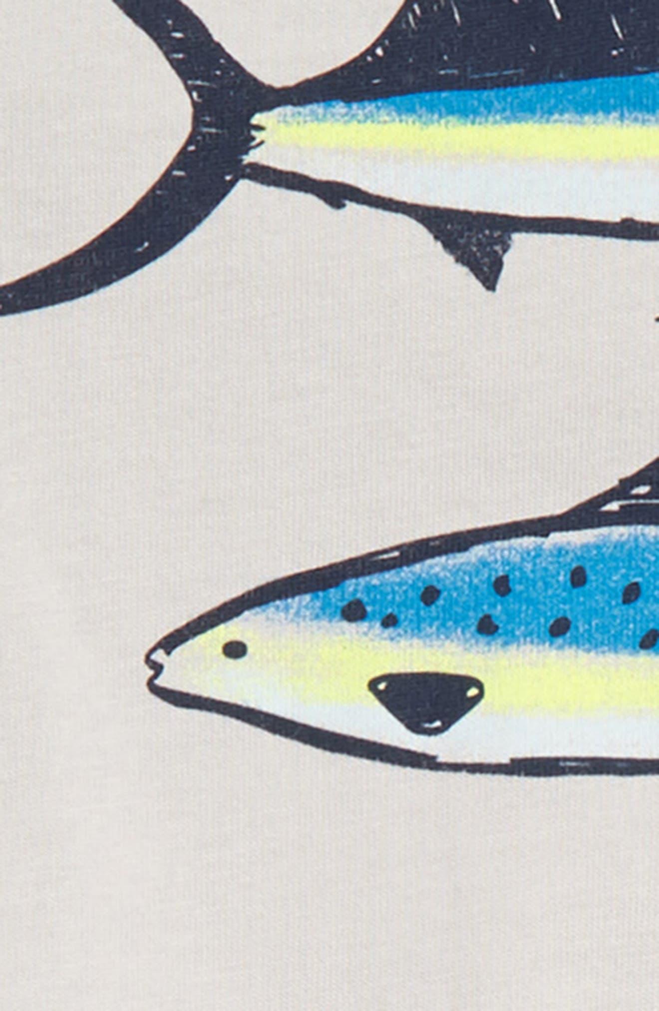 Deep Sea Romper,                             Alternate thumbnail 2, color,                             VAPOR