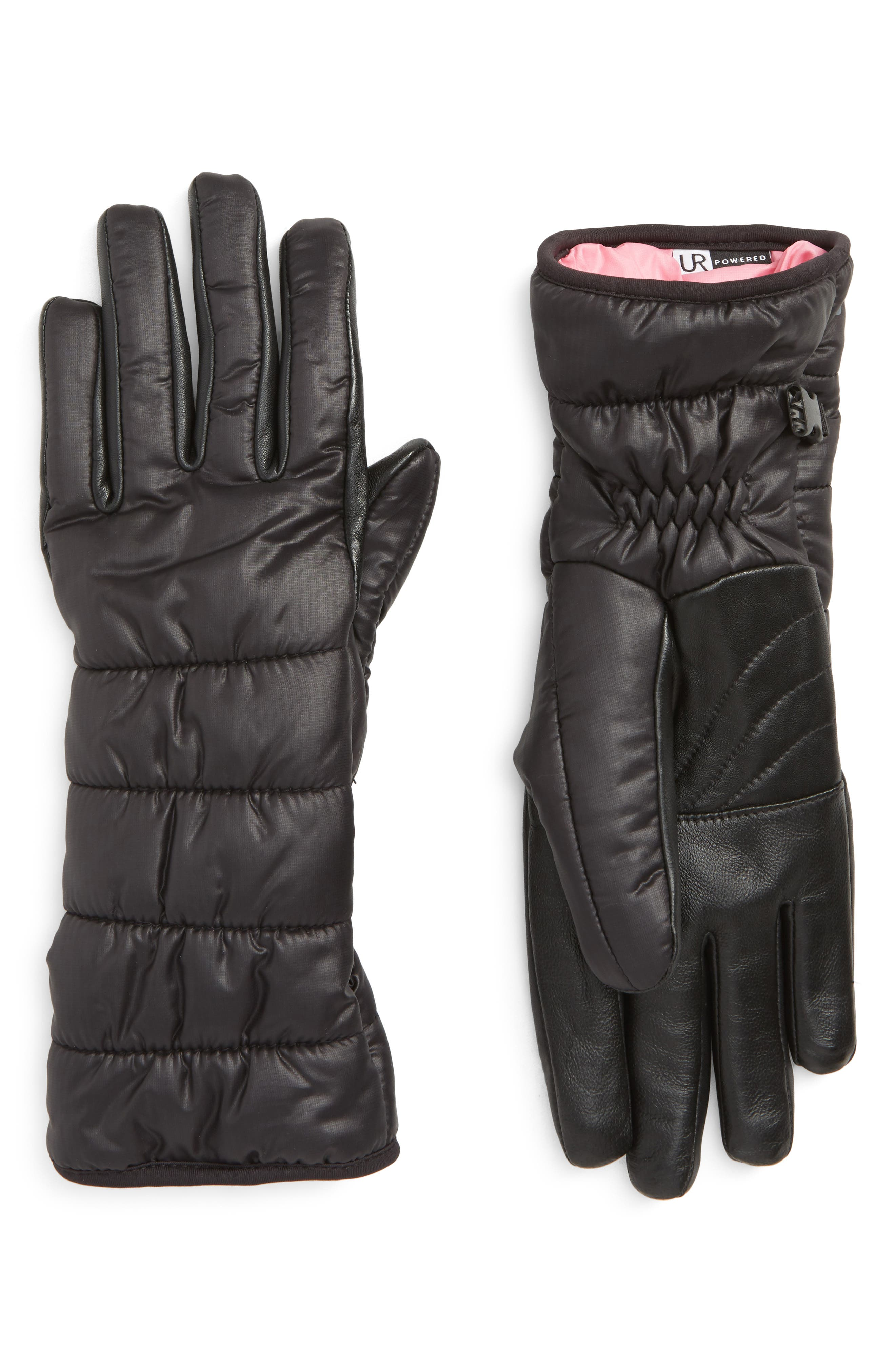 Extreme Cold Weather Waterproof Touchscreen-Compatible Gloves,                             Main thumbnail 1, color,                             001