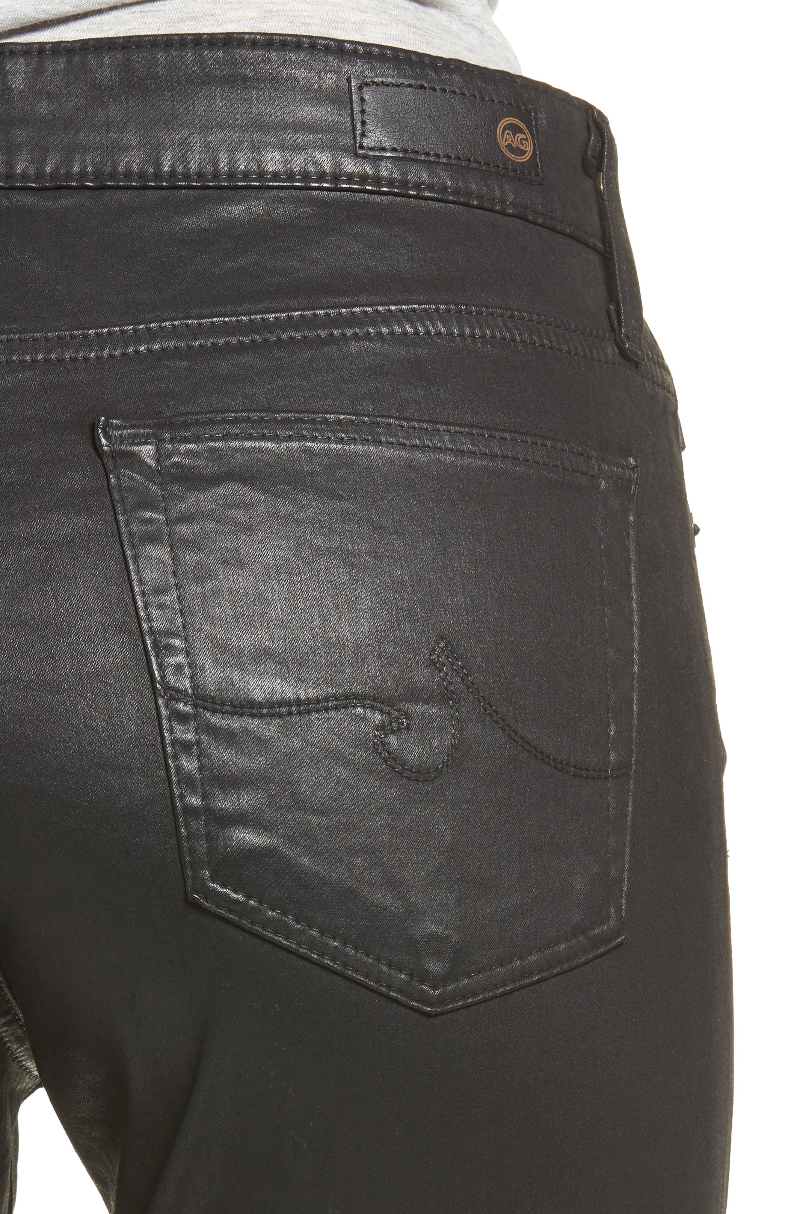 The Farrah High Rise Skinny Jeans,                             Alternate thumbnail 13, color,