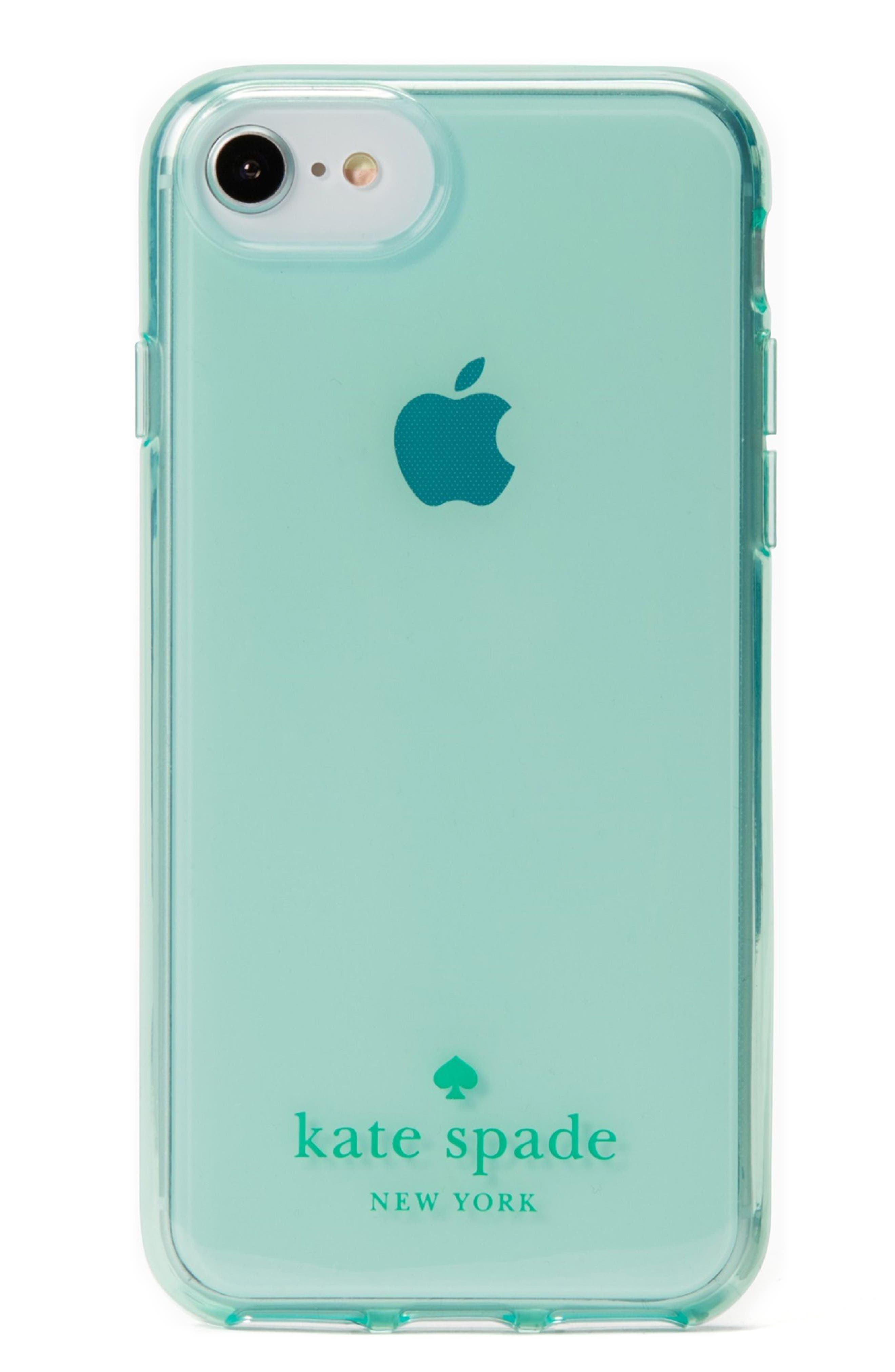 tinted iPhone 7/8 & 7/8 Plus case,                         Main,                         color, 300