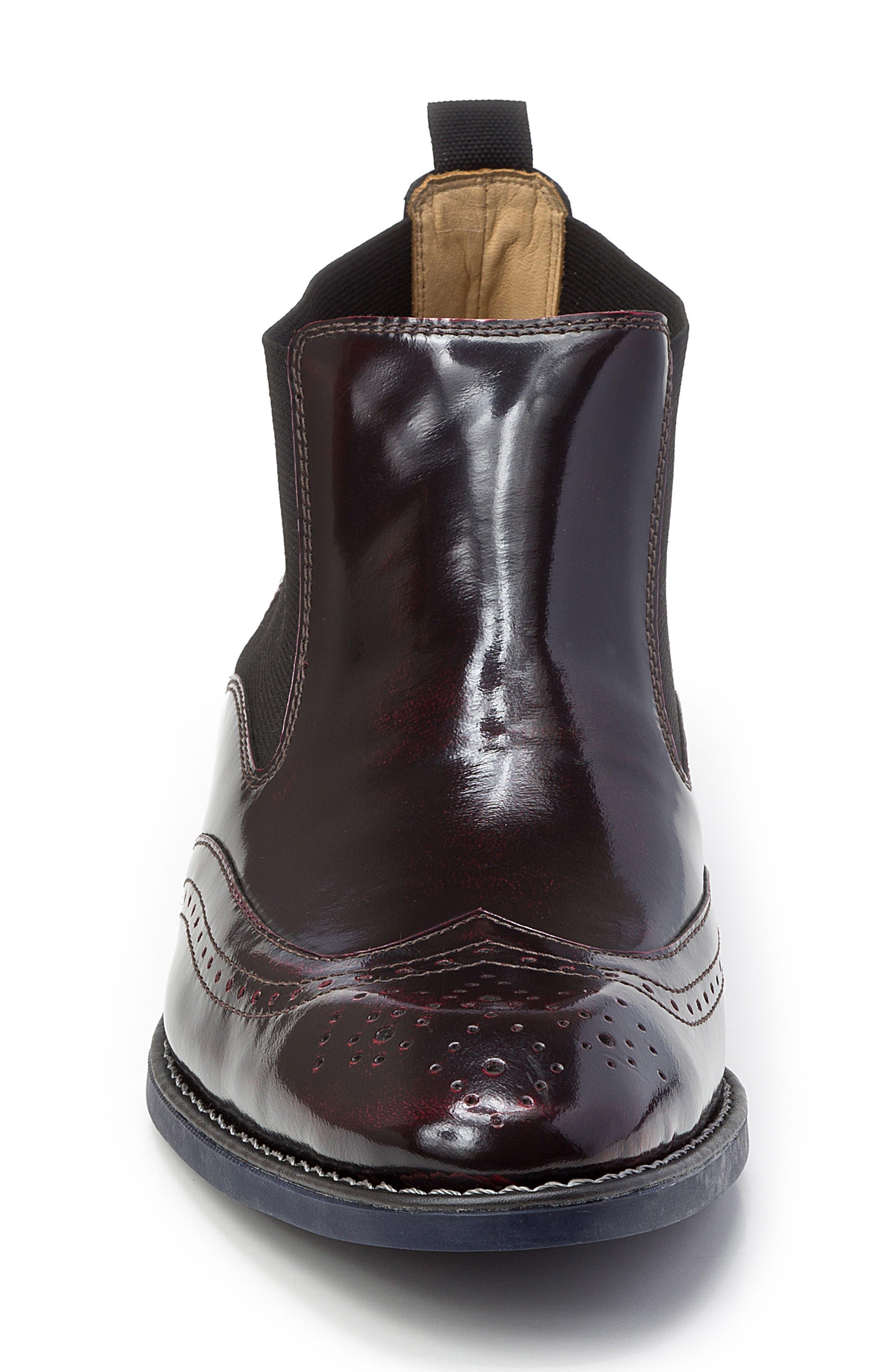 Emanuel Chelsea Boot,                             Alternate thumbnail 4, color,                             930