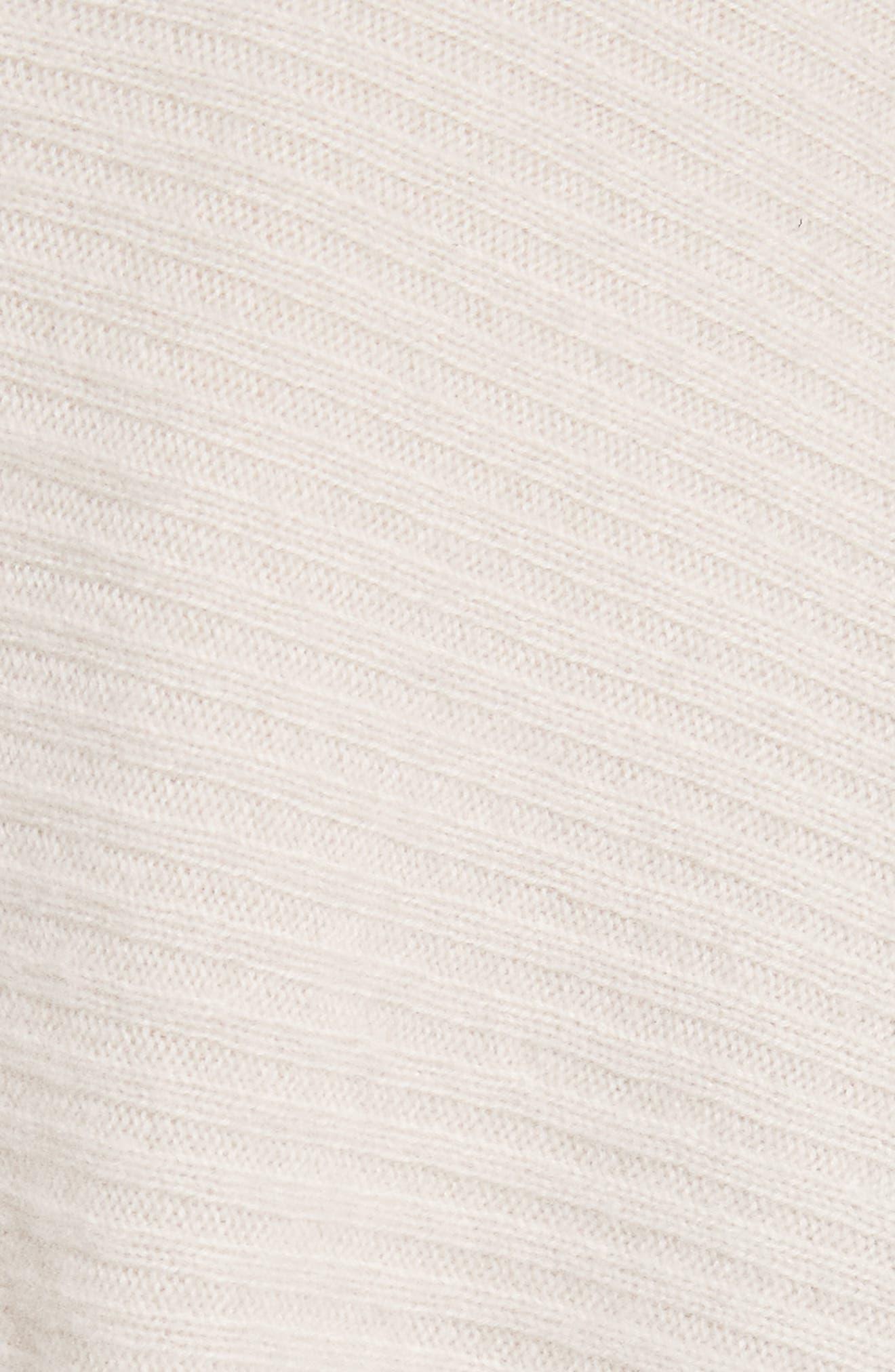 Wool Blend Raglan V-Neck Sweater,                             Alternate thumbnail 14, color,