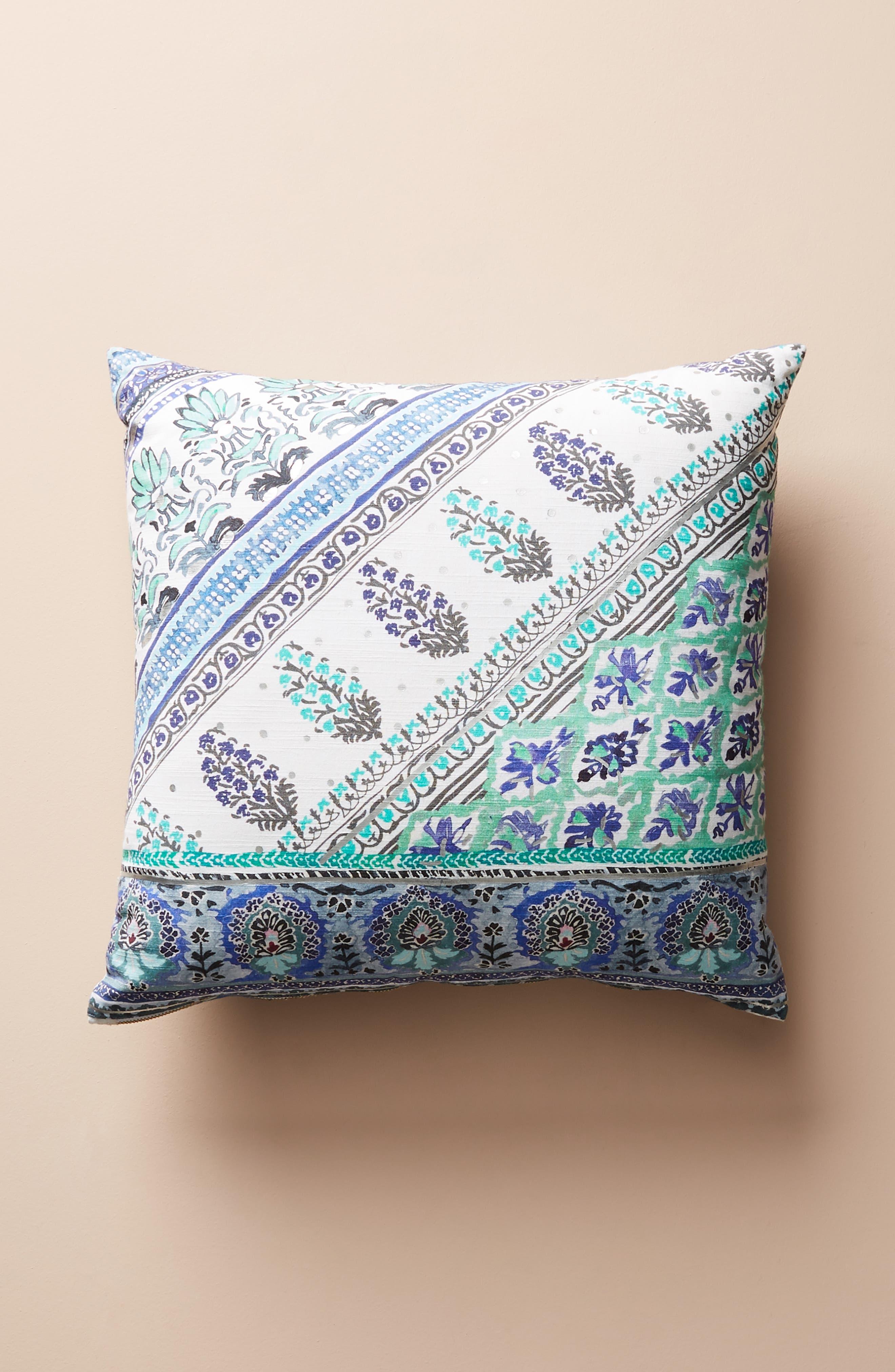 Aurora Accent Pillow,                             Alternate thumbnail 2, color,                             400