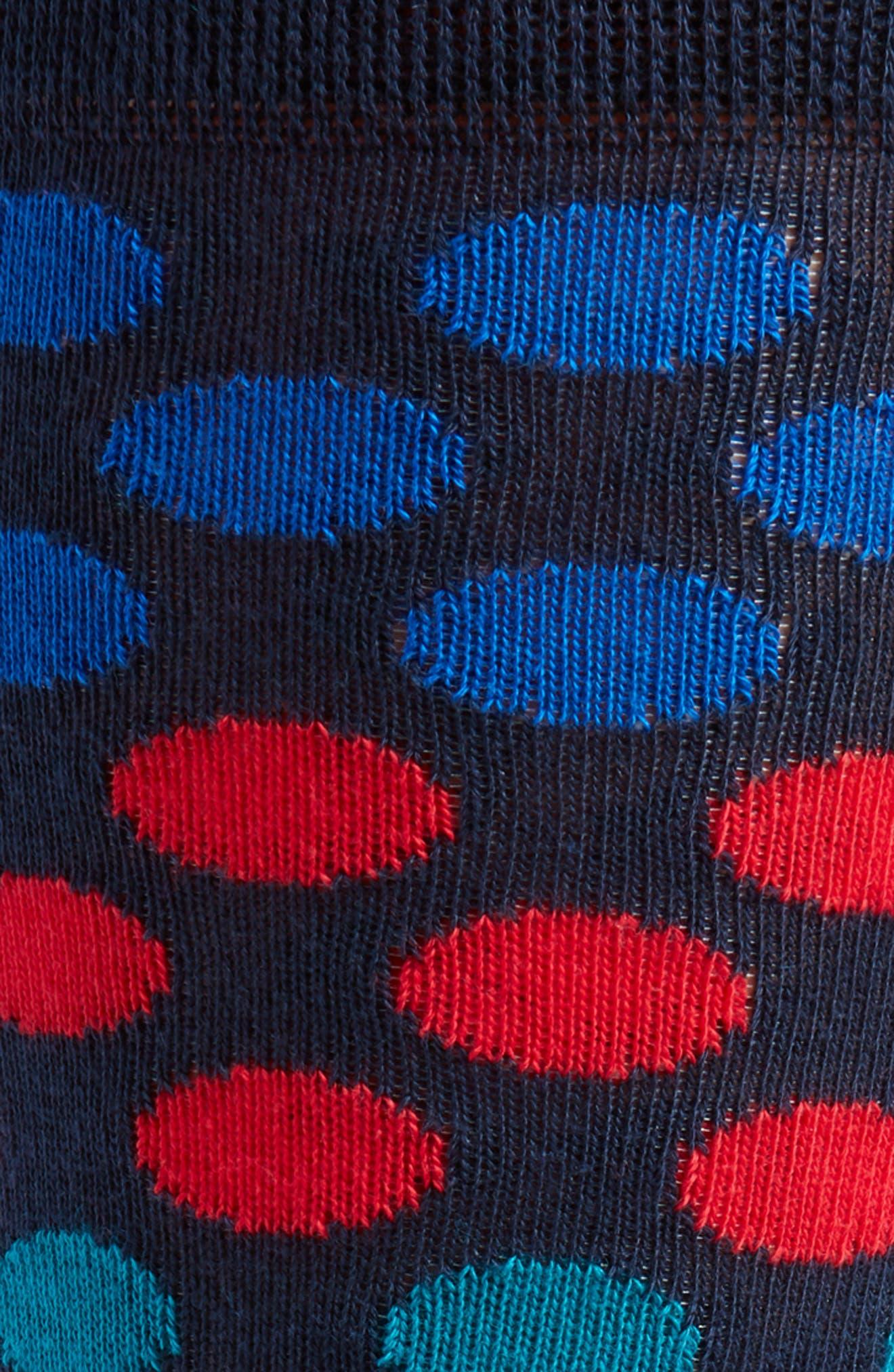 Dot Socks,                             Alternate thumbnail 2, color,                             410