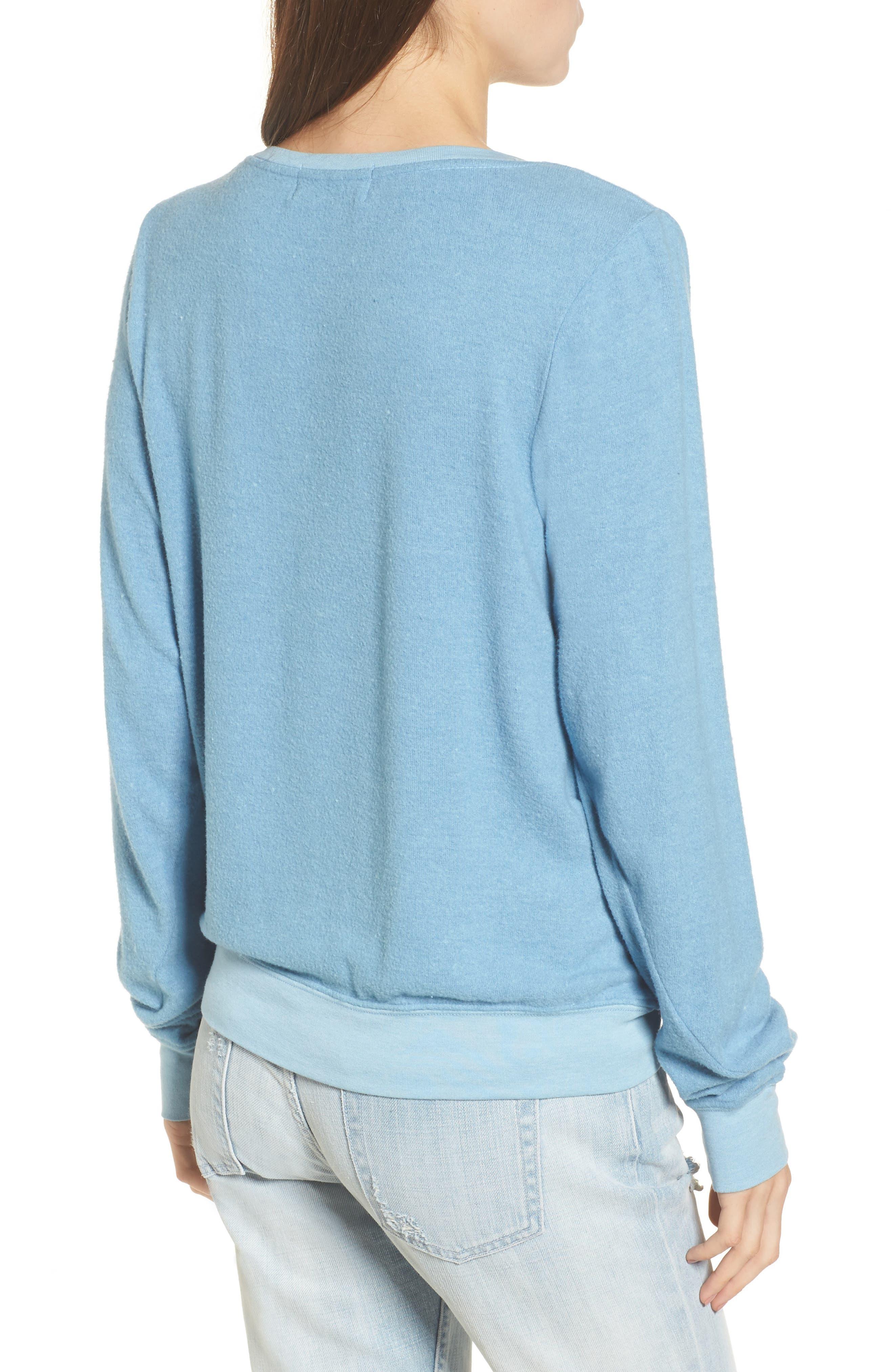 I Love You A Bunch Sweatshirt,                             Alternate thumbnail 2, color,                             420