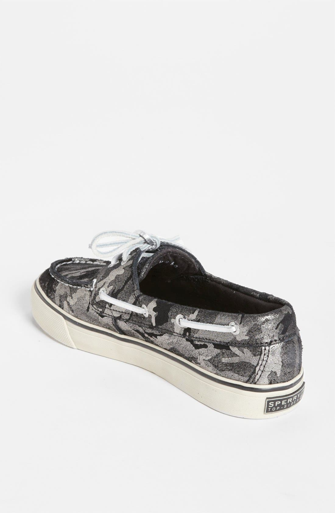 Top-Sider<sup>®</sup> 'Bahama' Sequined Boat Shoe,                             Alternate thumbnail 132, color,