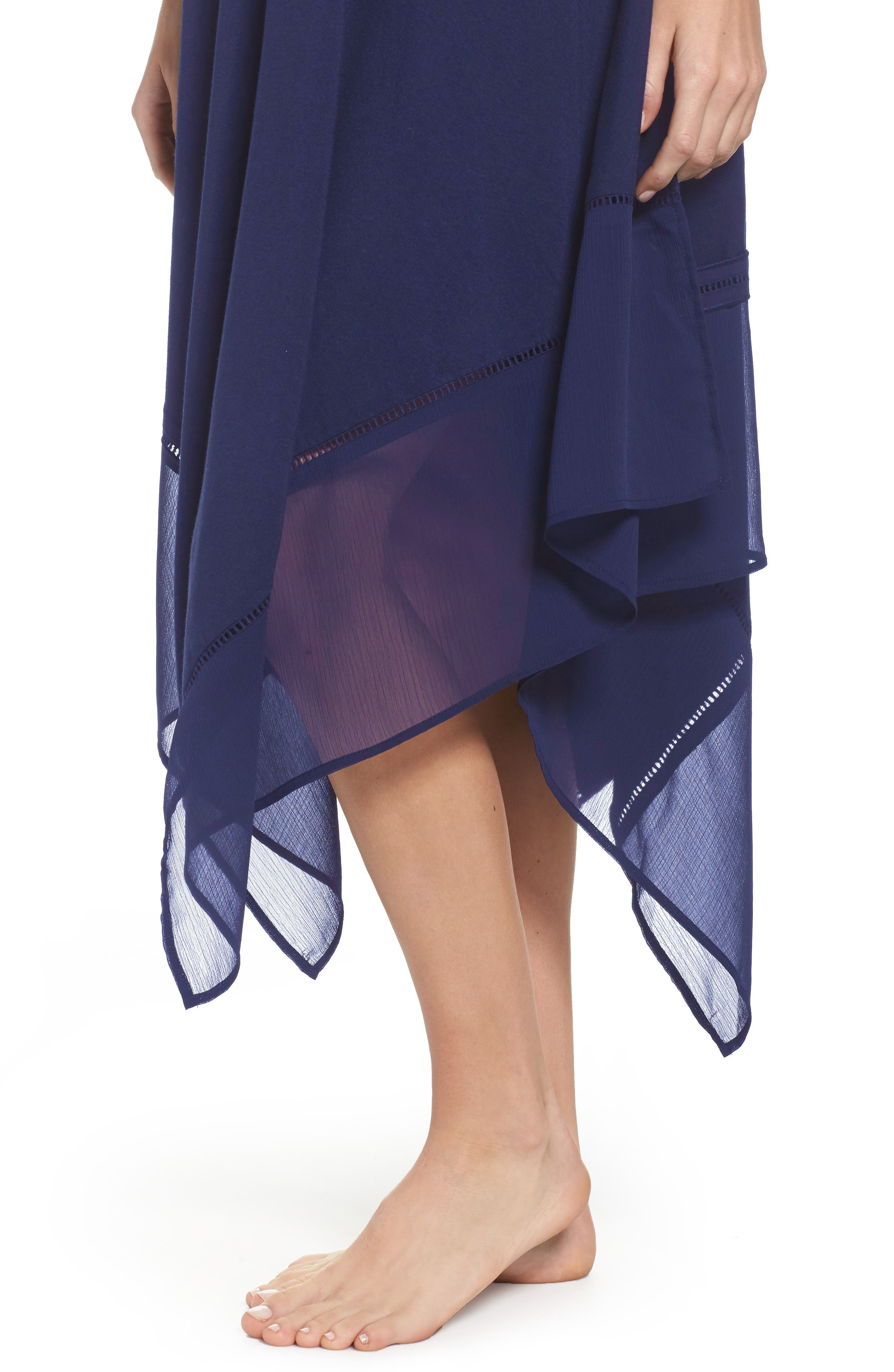 Cover-Up Scarf Dress,                             Alternate thumbnail 8, color,