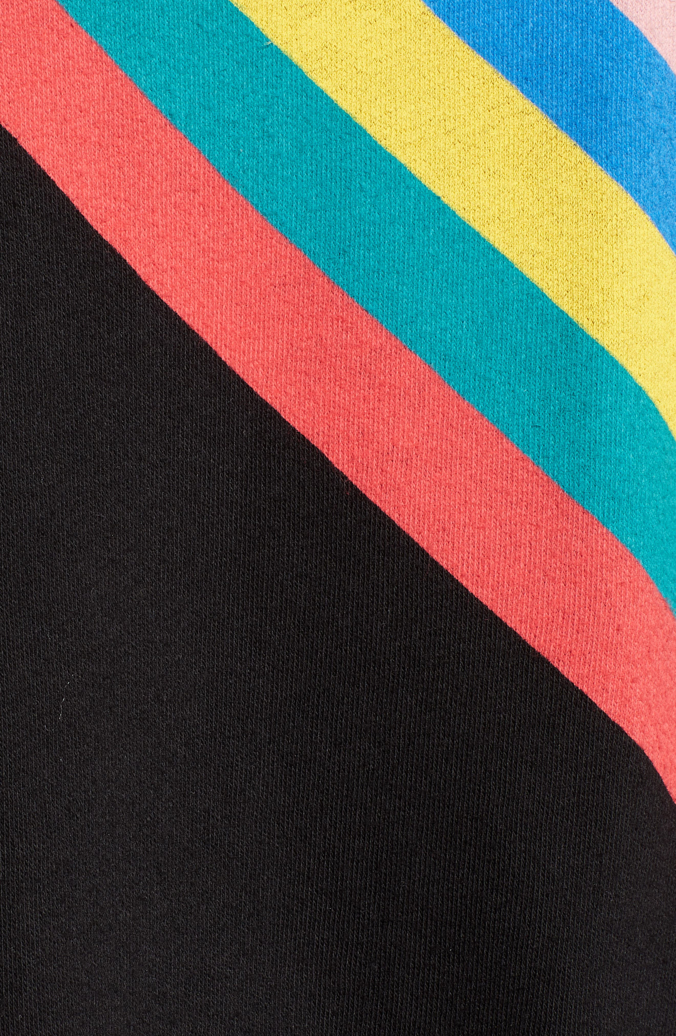 Spectrum Marquis Zip Hoodie,                             Alternate thumbnail 5, color,                             001