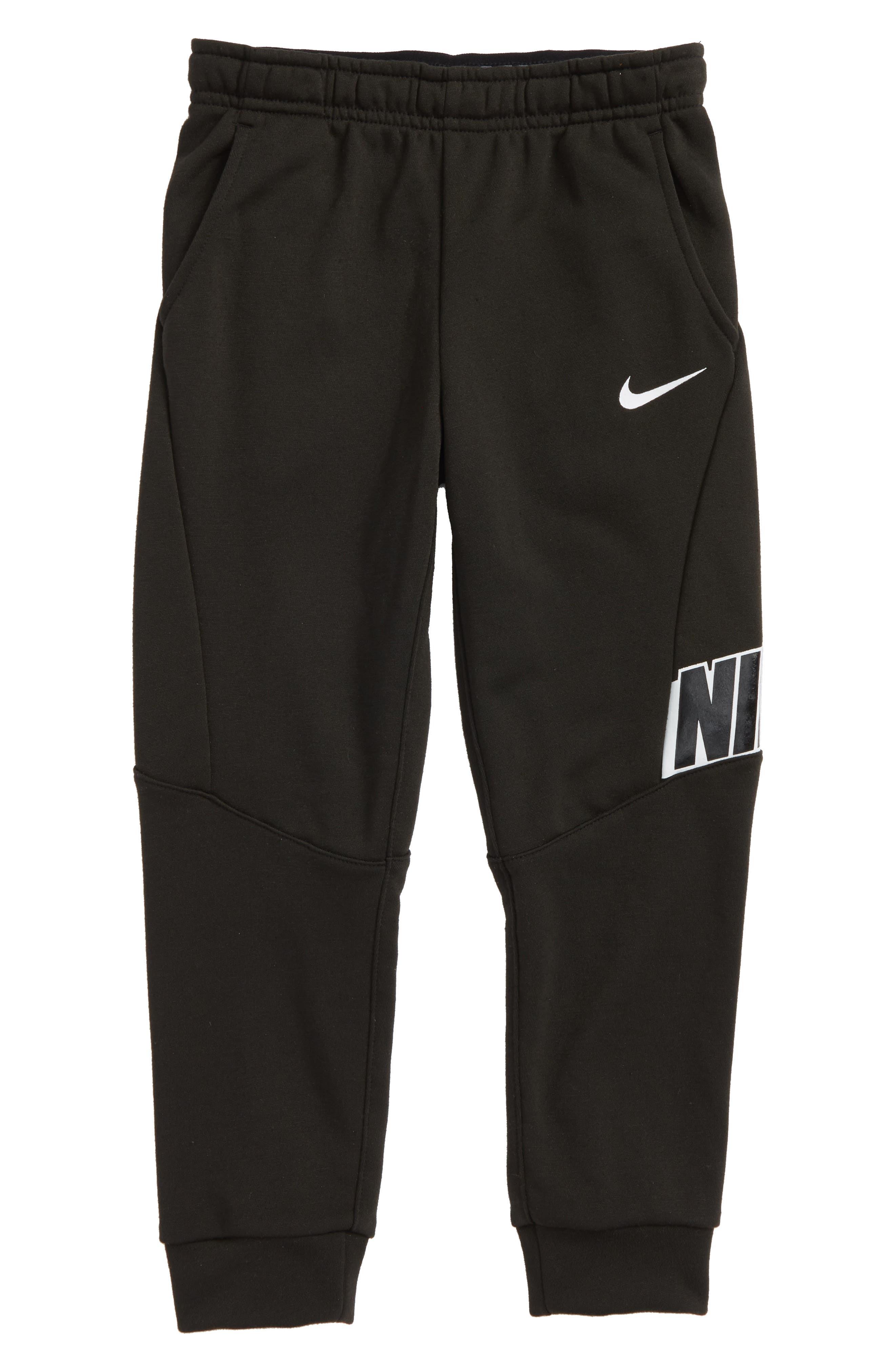 NIKE,                             Dry Sweatpants,                             Main thumbnail 1, color,                             008