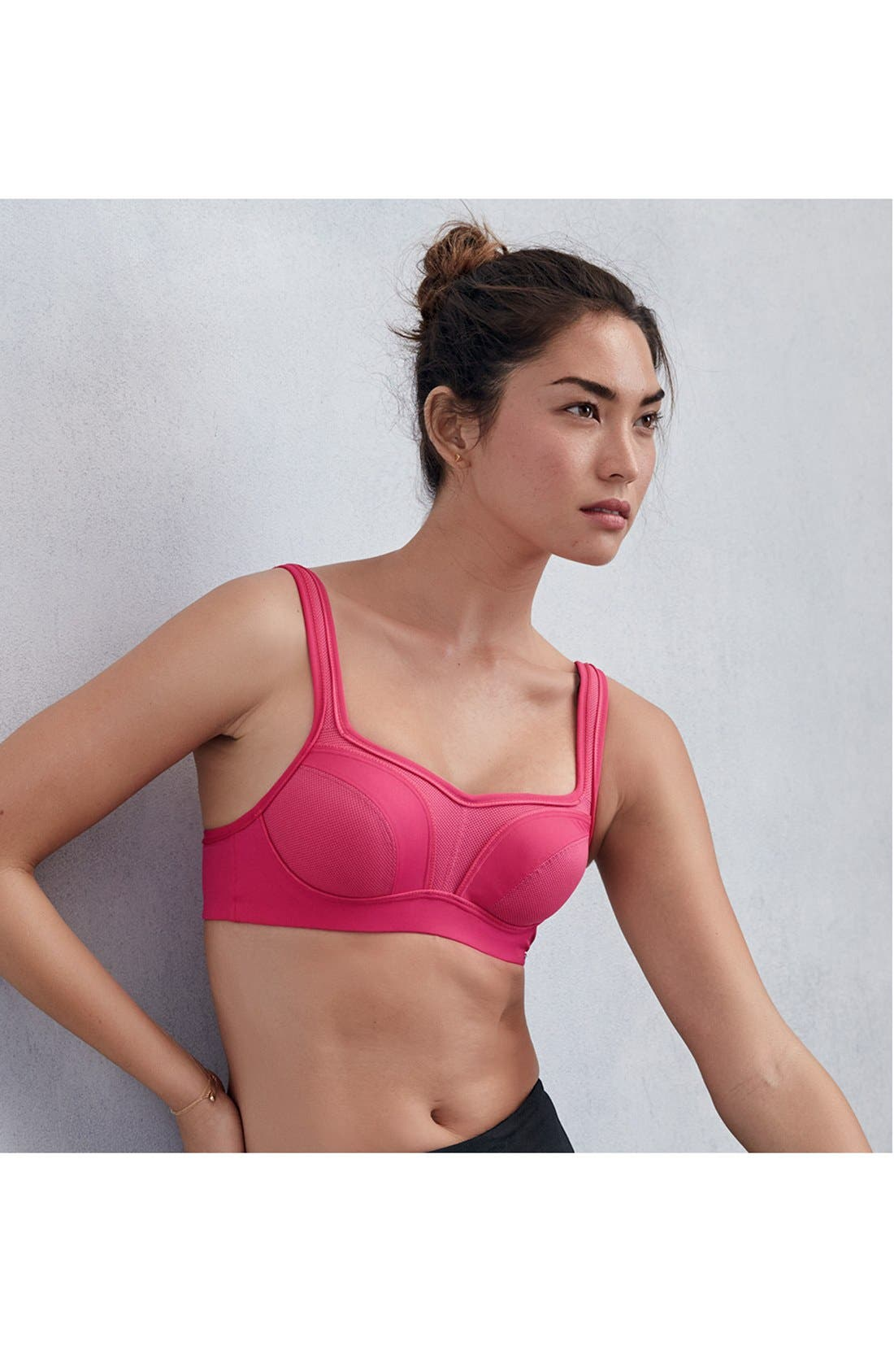 Underwire Sports Bra,                             Alternate thumbnail 46, color,
