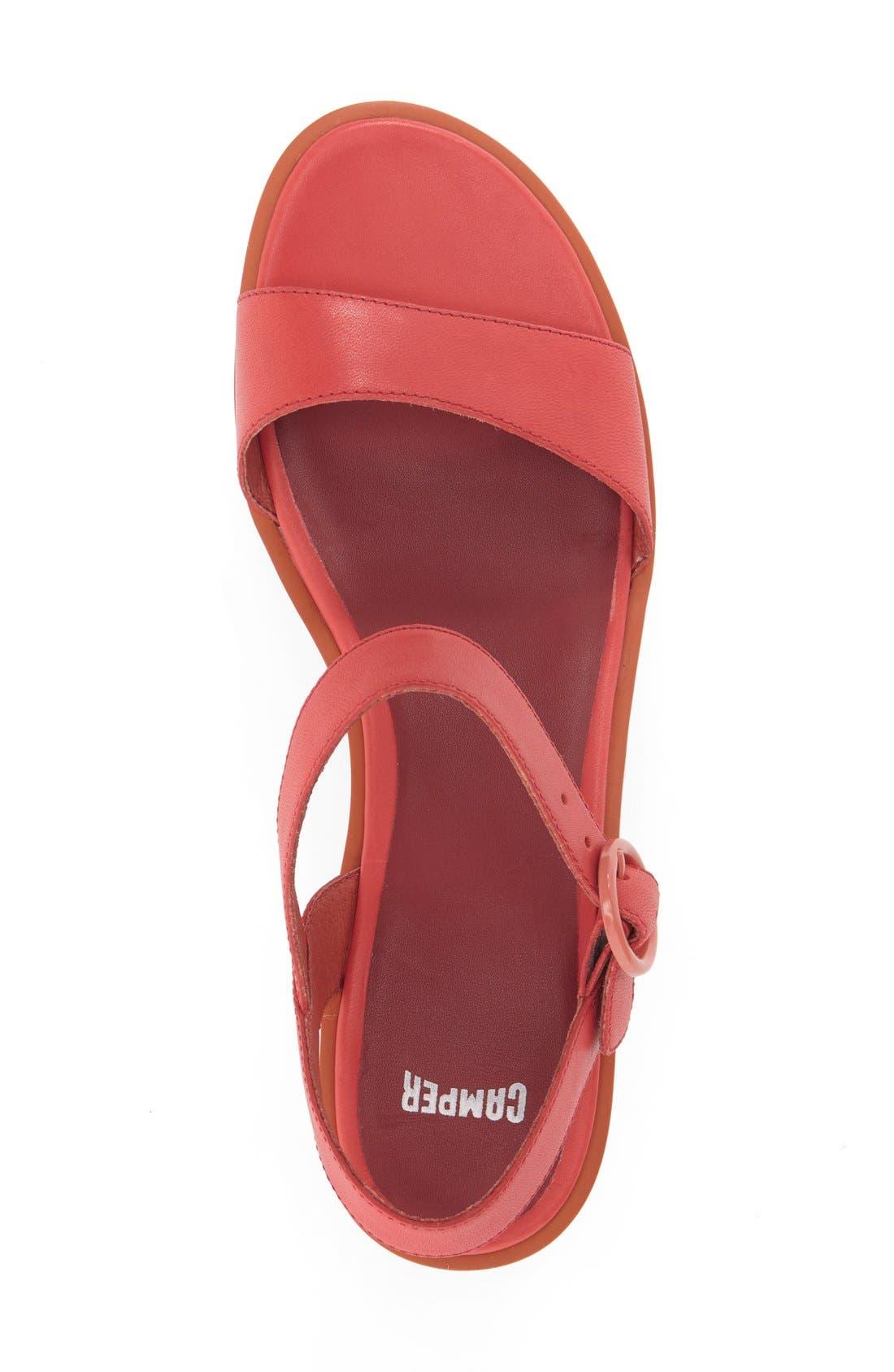 'Damas' Wedge Sandal,                             Alternate thumbnail 23, color,