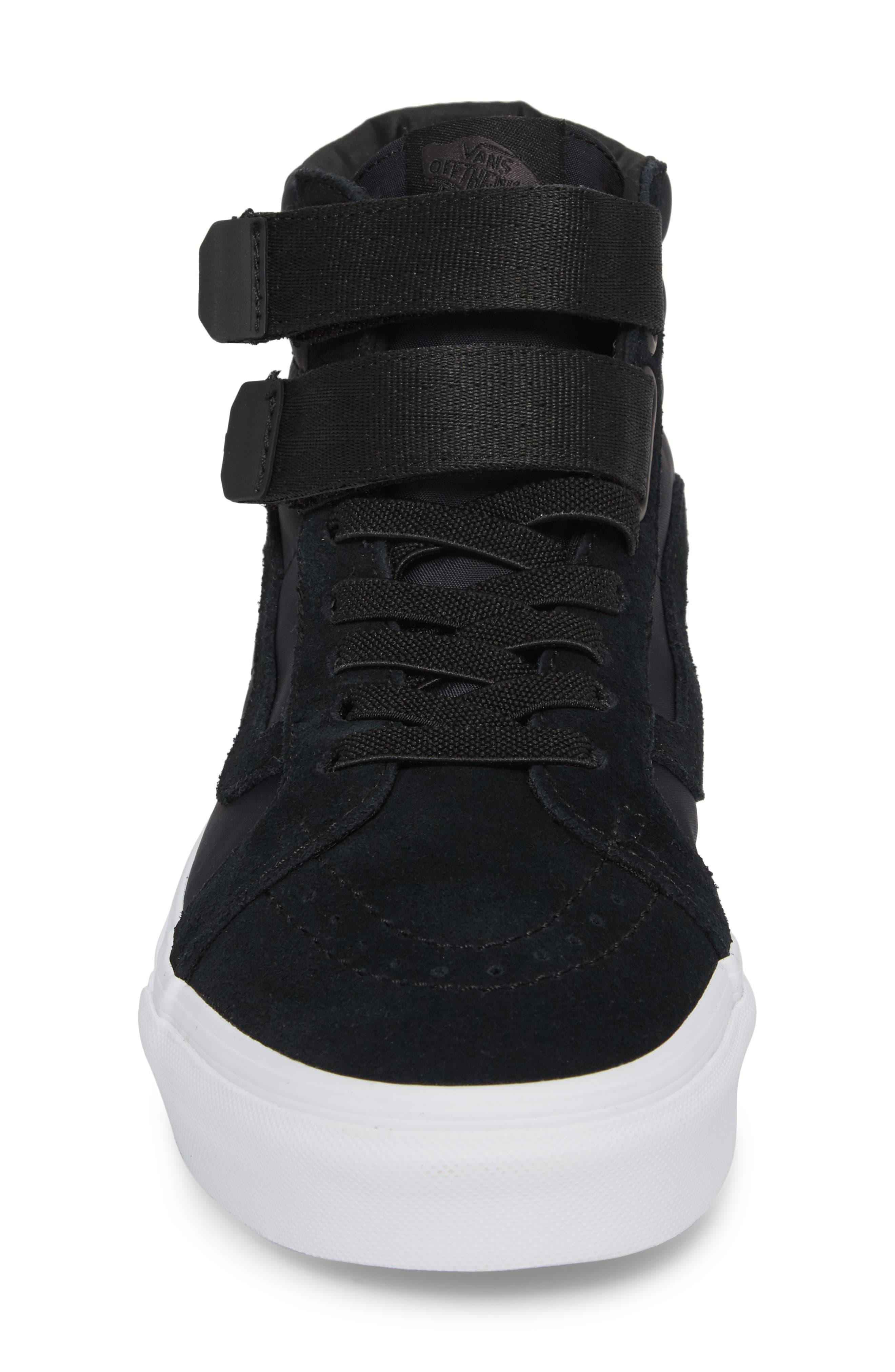 Sk8-Hi Reissue V Sneaker,                             Alternate thumbnail 4, color,                             002