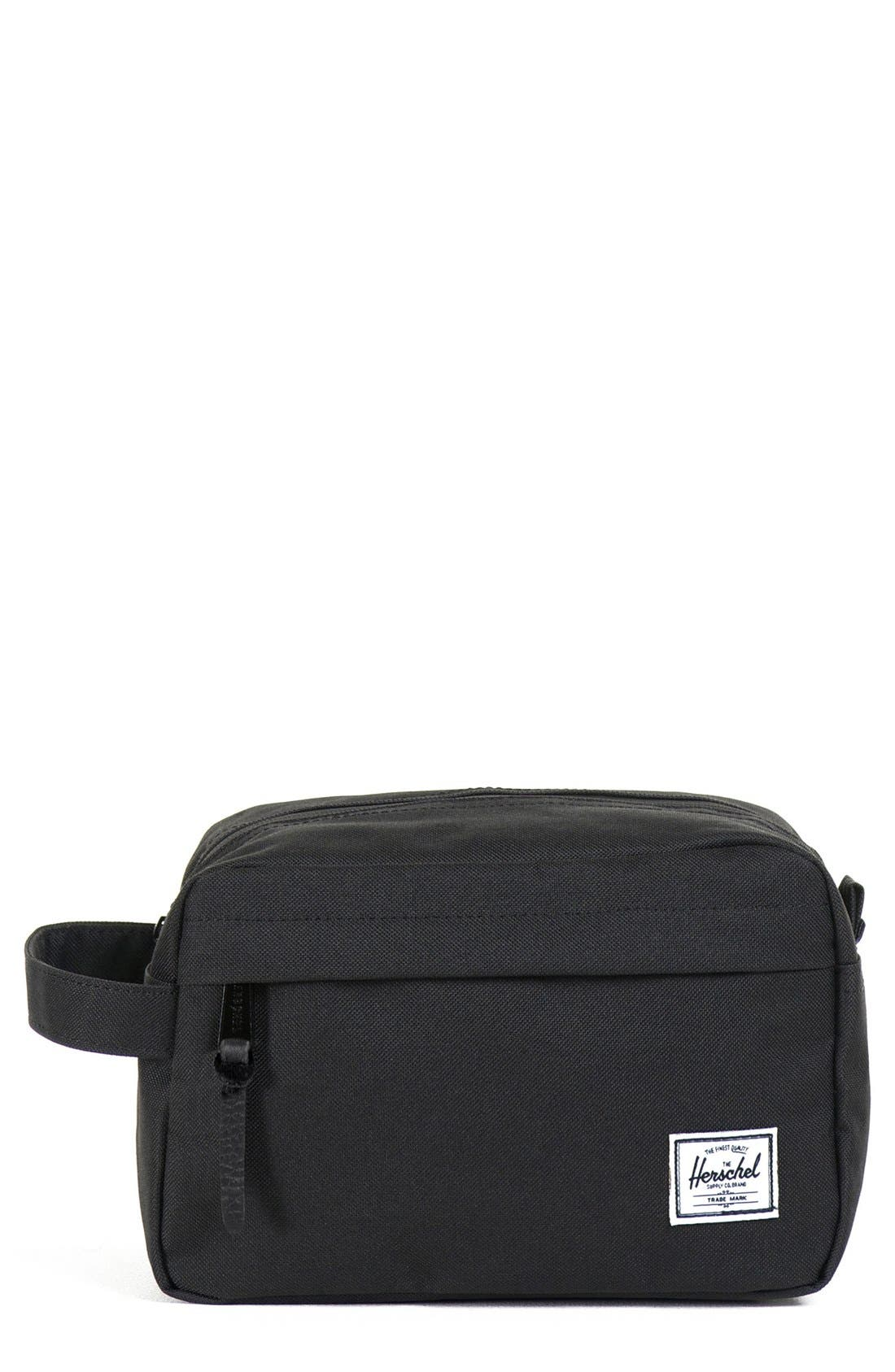 HERSCHEL SUPPLY CO. Travel Collection Chapter Toiletry Bag in Black