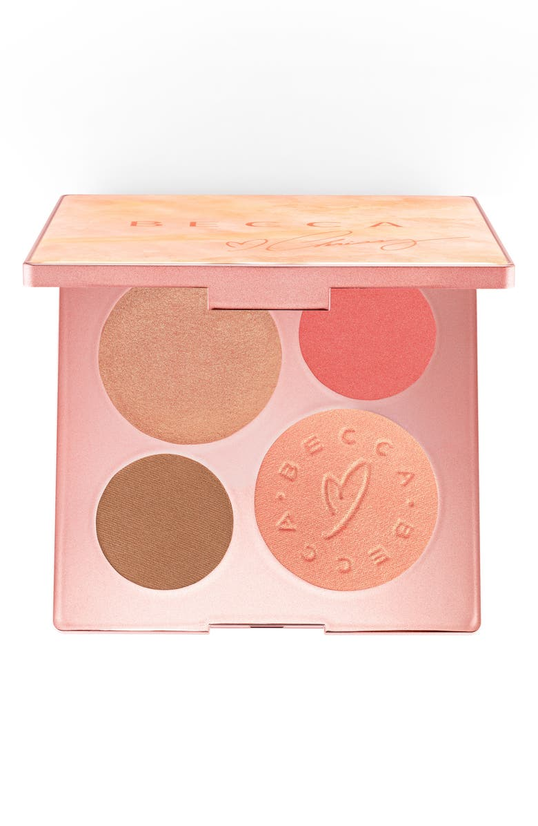 BECCA x Chrissy Teigen Glow Face Palette (Limited Edition) ($76 Value) | Nordstrom