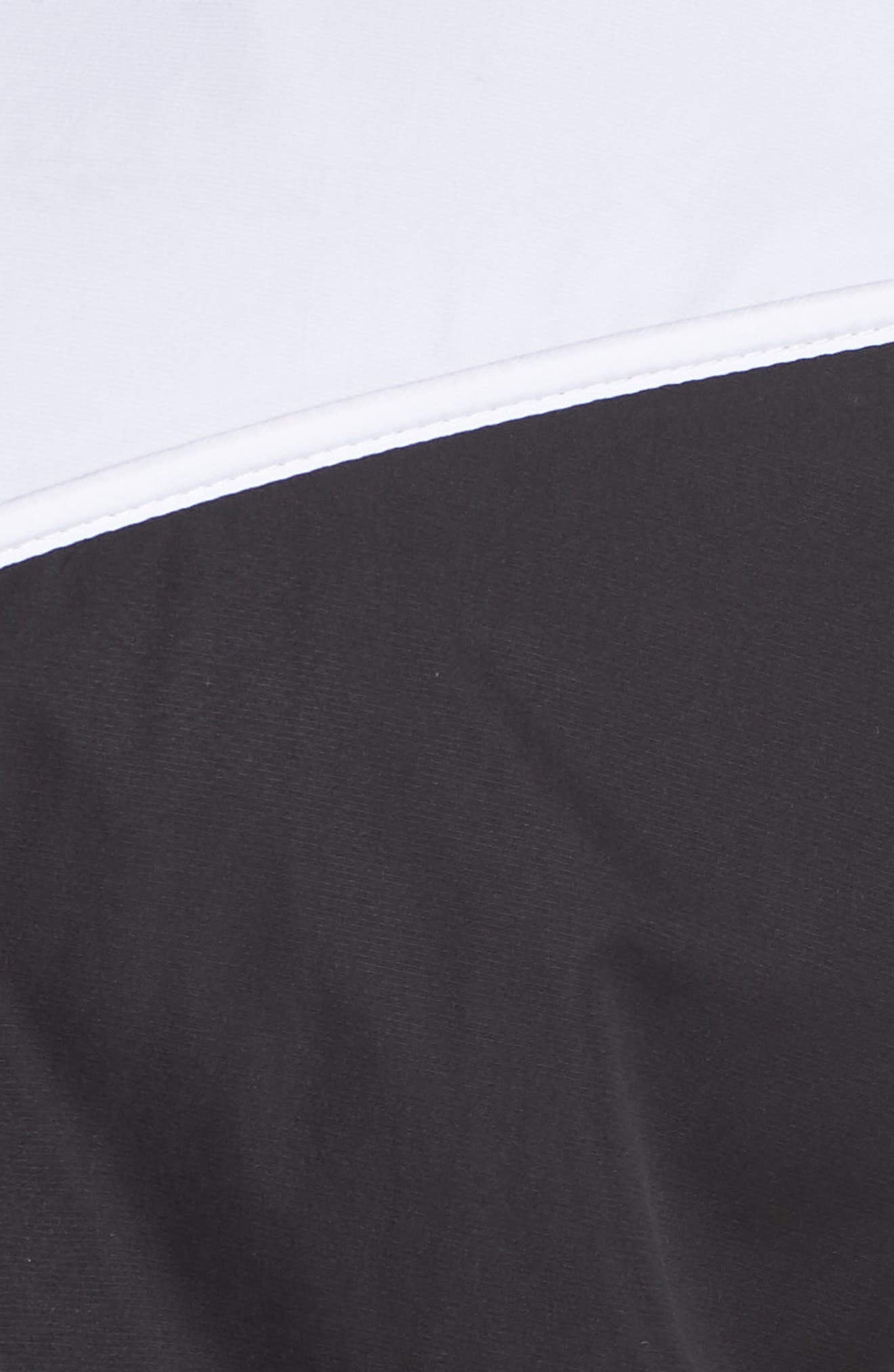 Sportswear Windrunner Jacket,                             Alternate thumbnail 7, color,                             BLACK/ WHITE/ BLACK