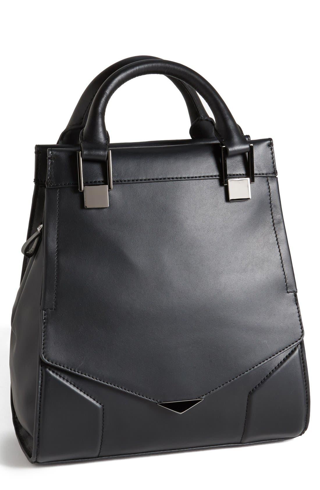 Pour la Victoire 'Prouve' Leather Backpack