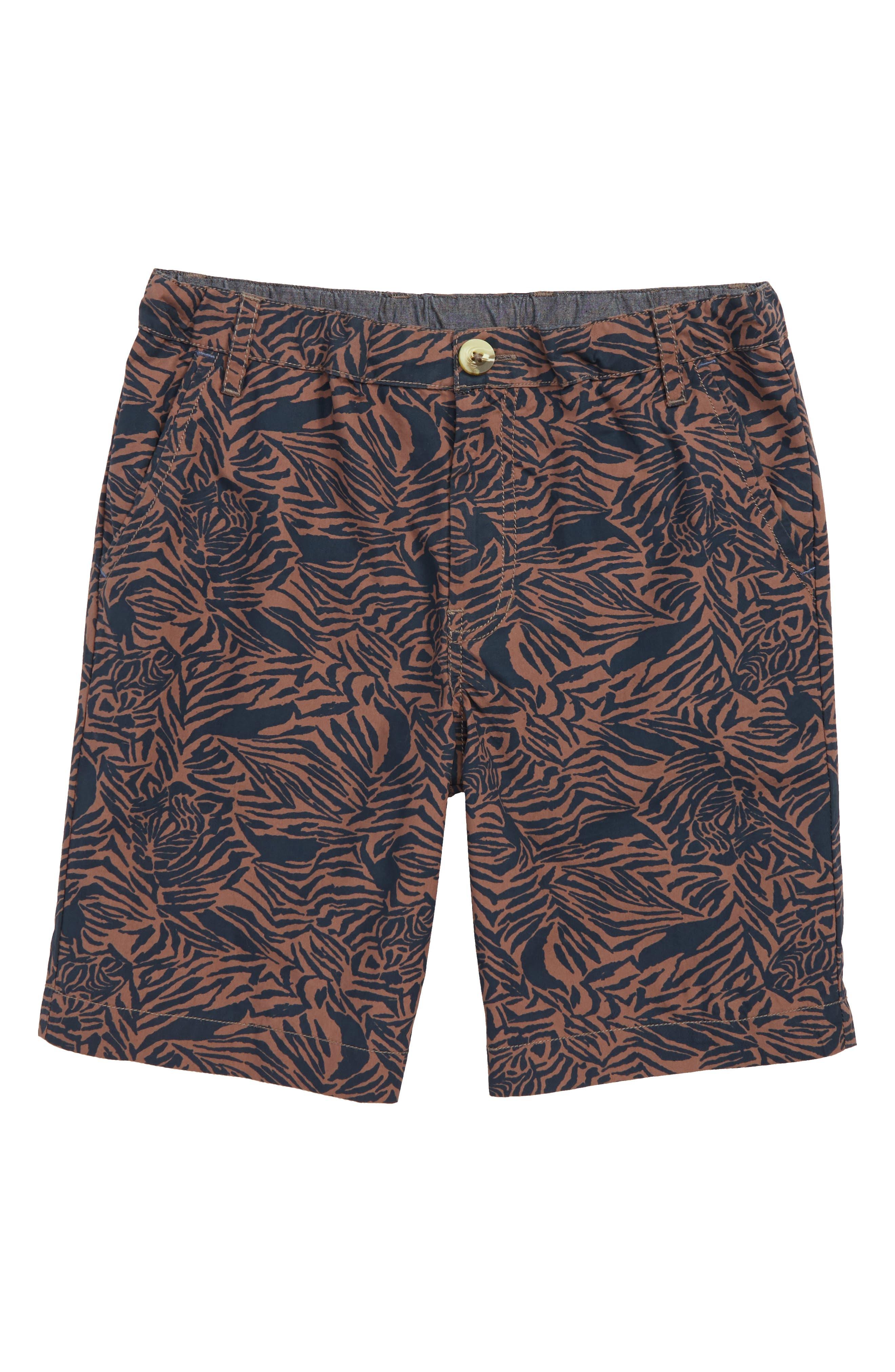 Zebra Shorts,                             Main thumbnail 1, color,                             200