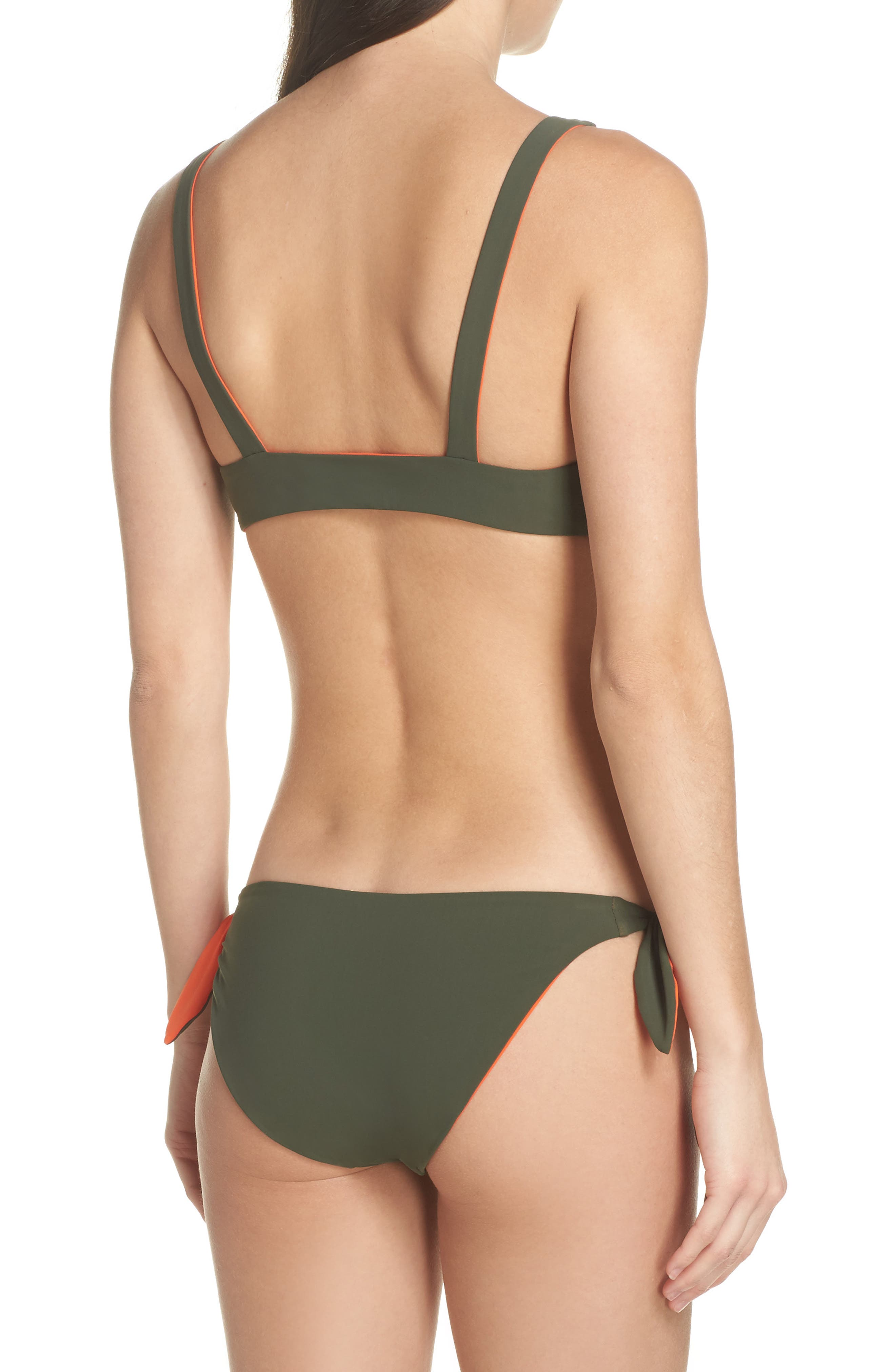 Biarritz Reversible Bikini Bottoms,                             Alternate thumbnail 9, color,